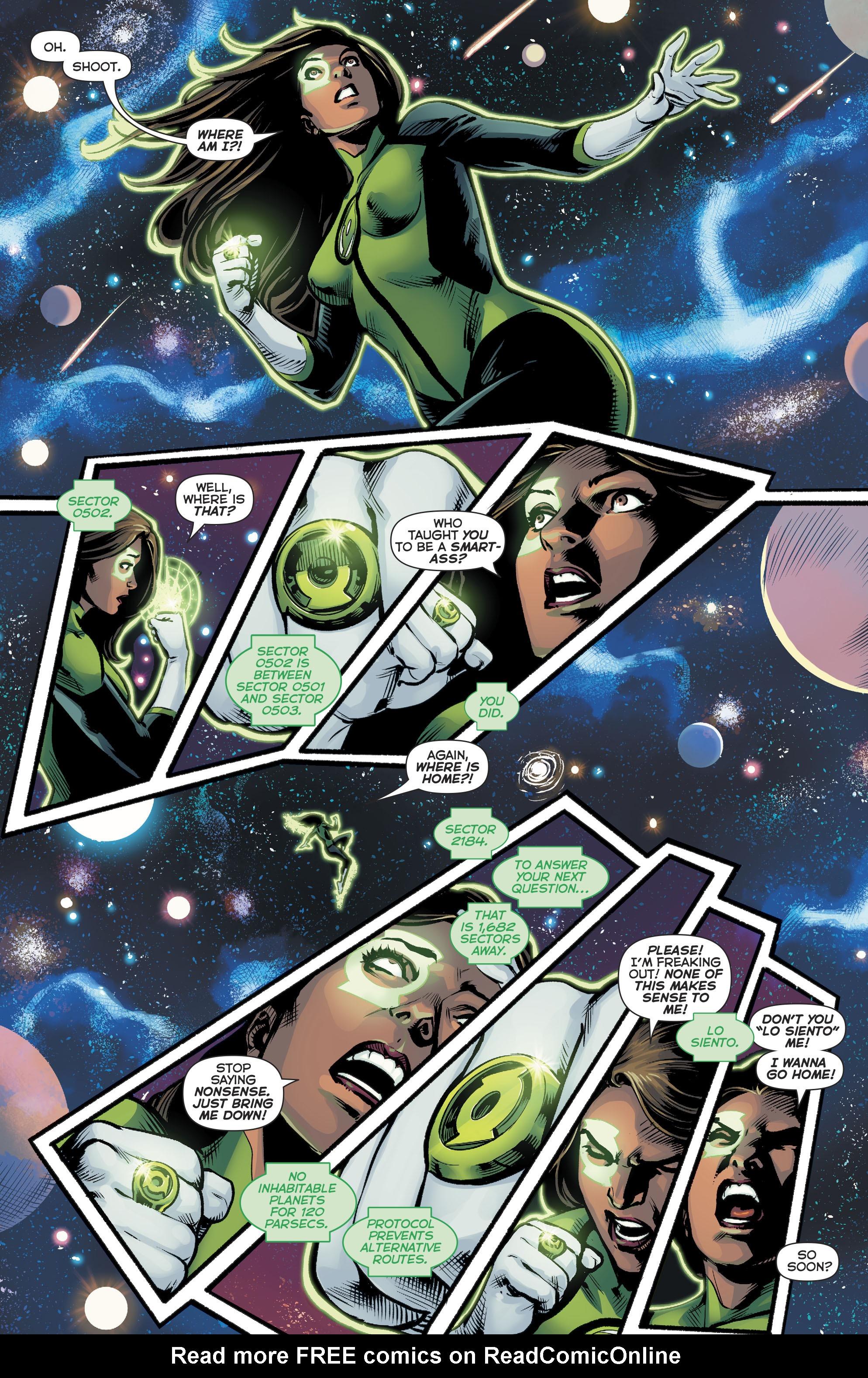 Read online Green Lanterns comic -  Issue #22 - 6