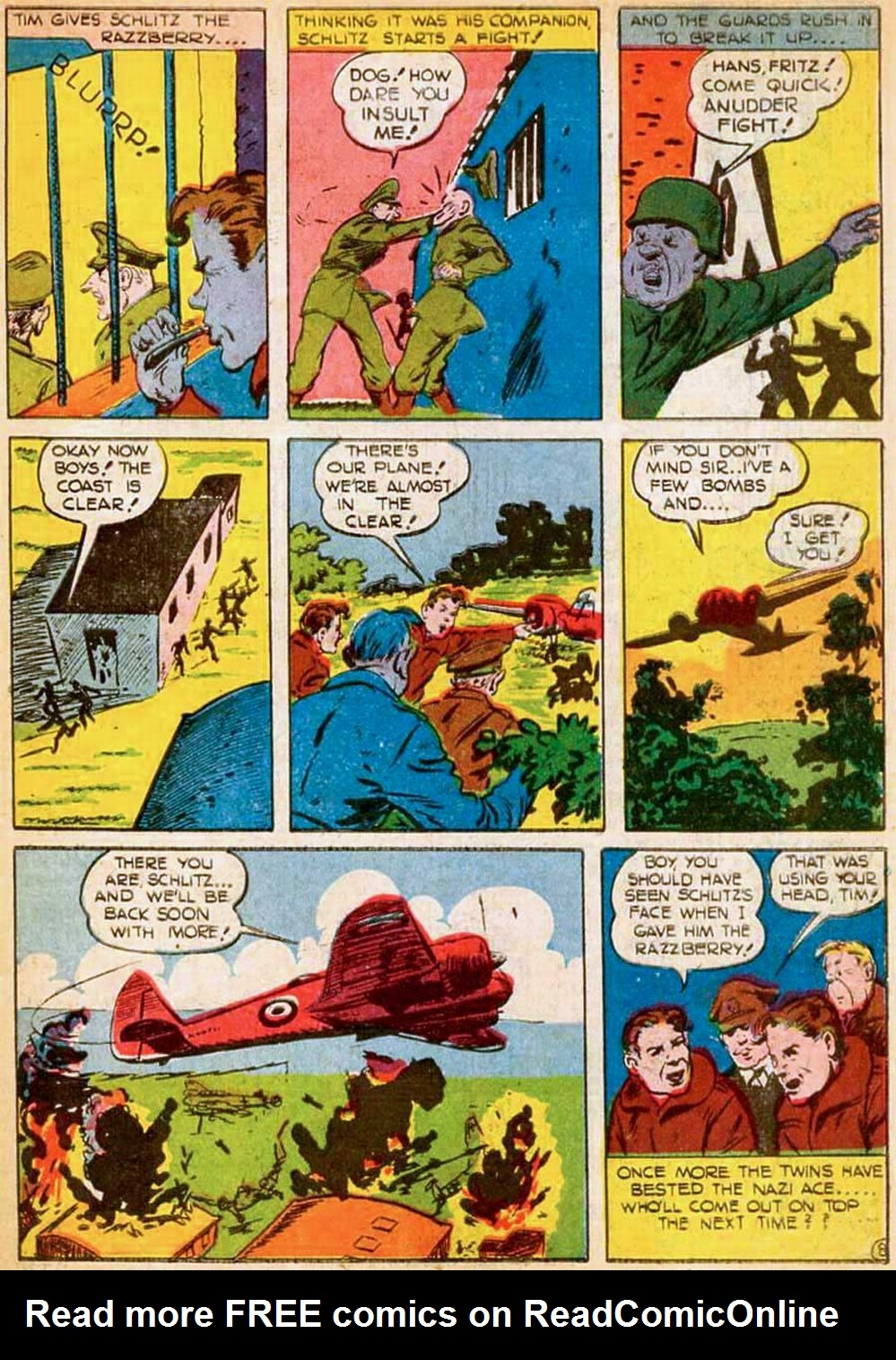 Zip Comics issue 19 - Page 53
