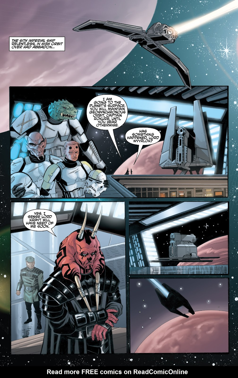 Read online Star Wars Legends: Legacy - Epic Collection comic -  Issue # TPB 2 (Part 3) - 71