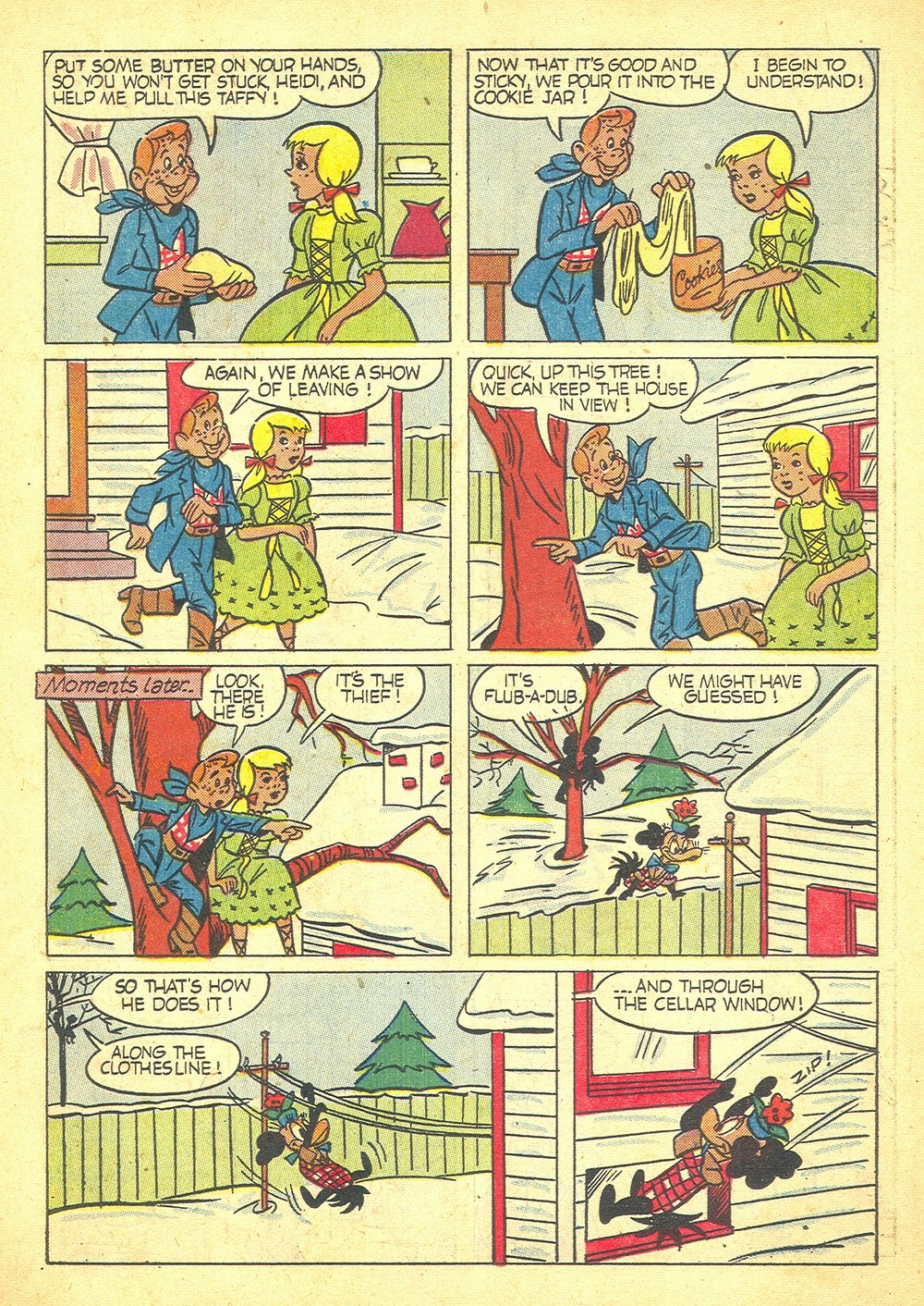 Four Color Comics issue 761 - Page 14