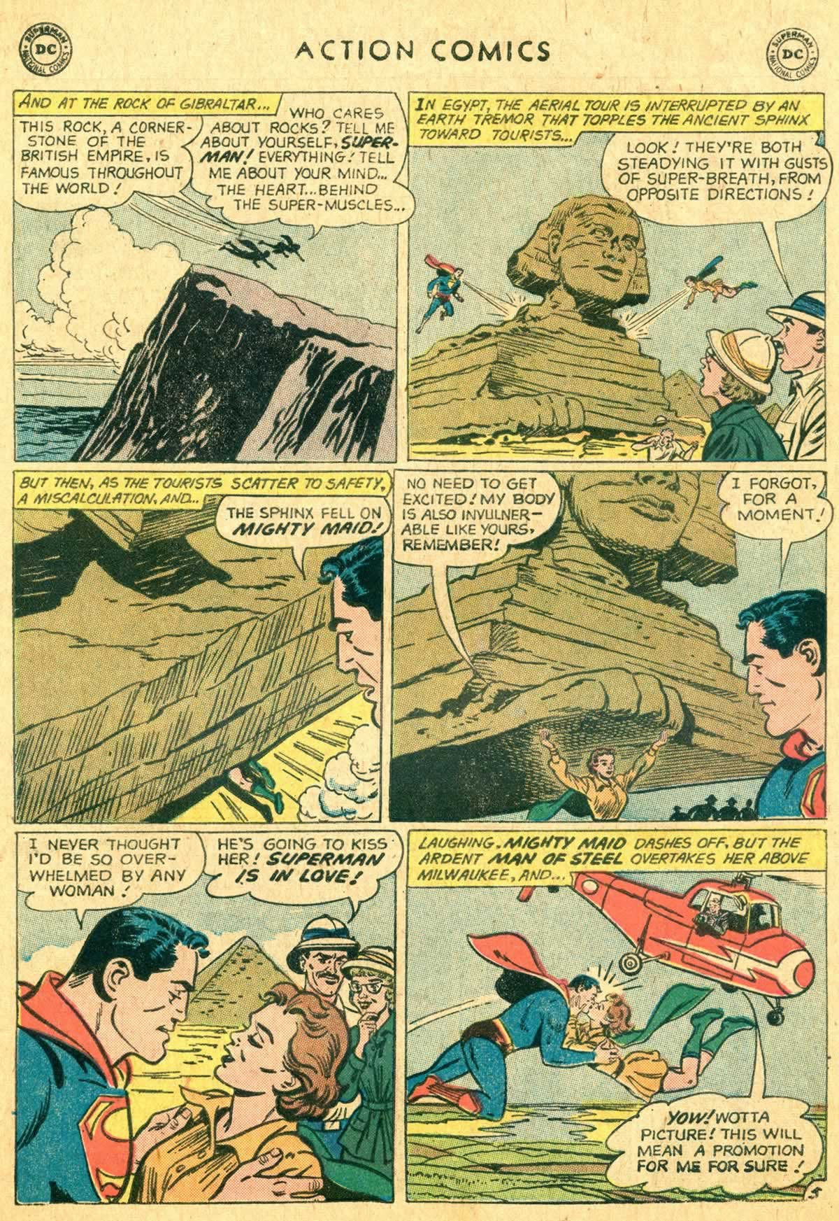 Action Comics (1938) 260 Page 5
