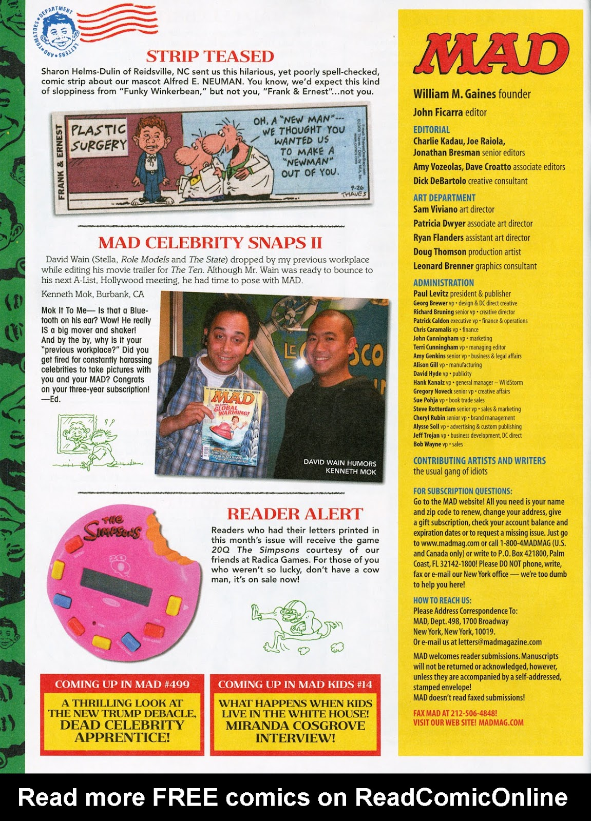 MAD issue 498 - Page 6