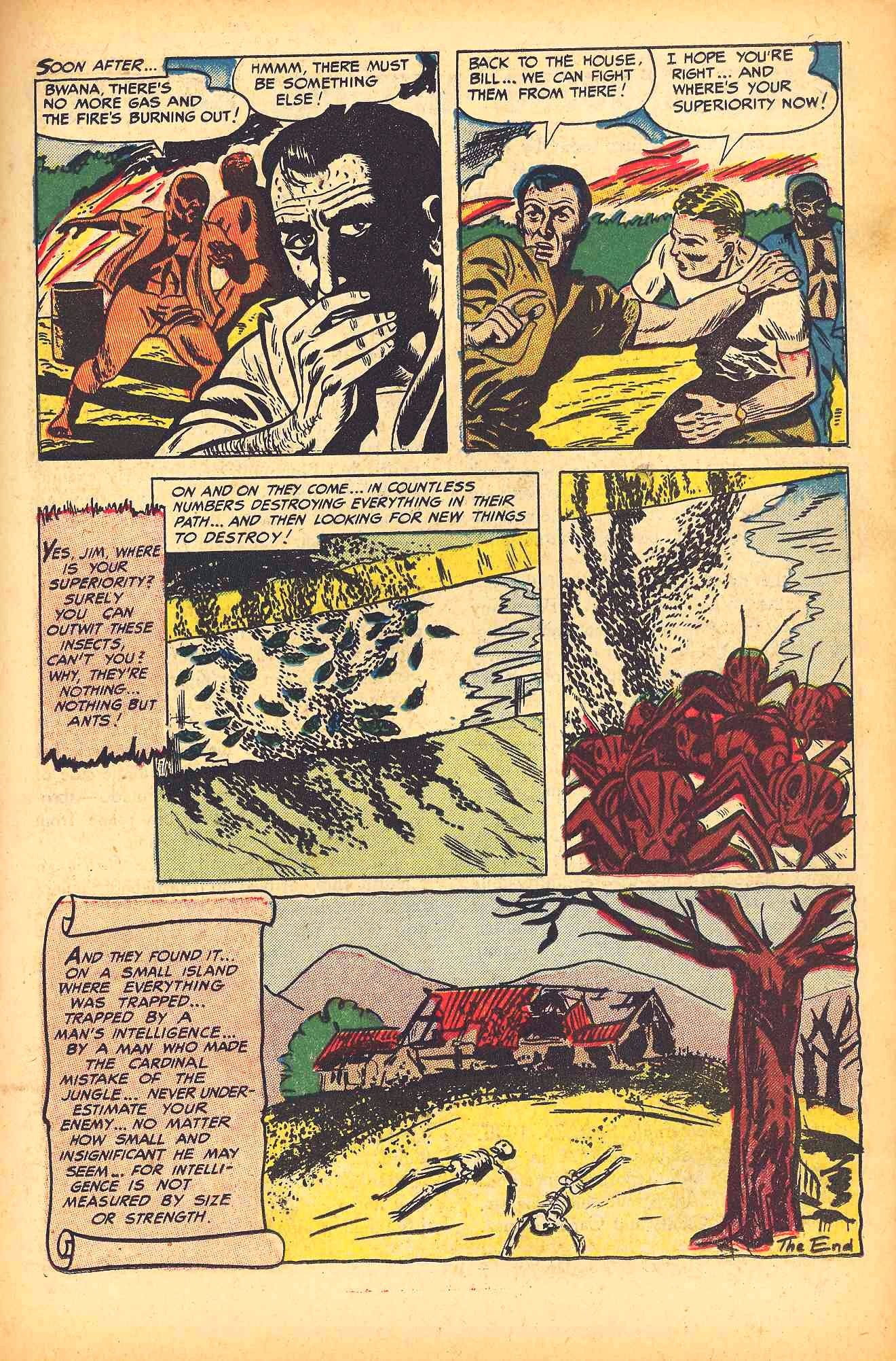 Weird Mysteries (1952) issue 6 - Page 19