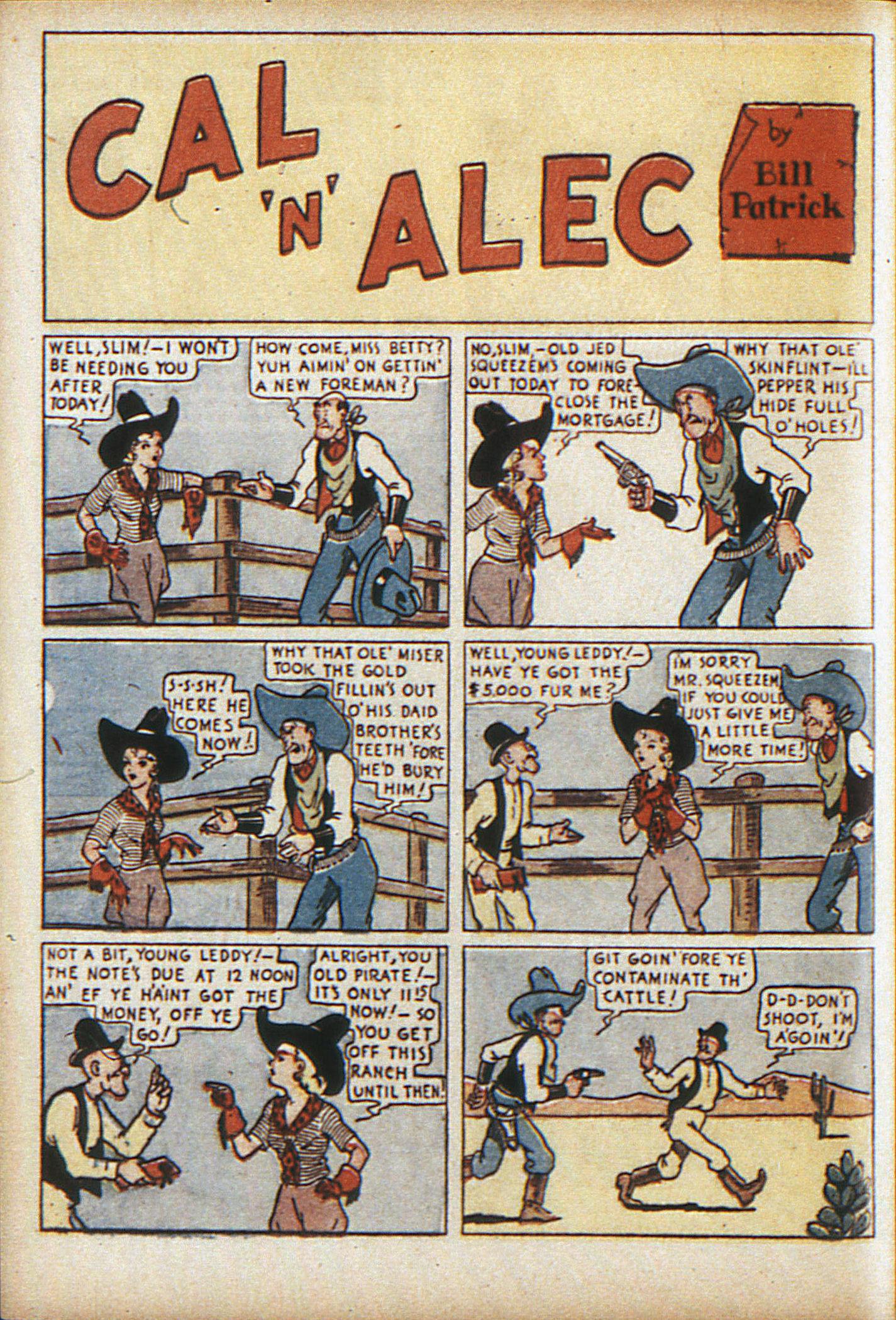 Read online Adventure Comics (1938) comic -  Issue #10 - 53