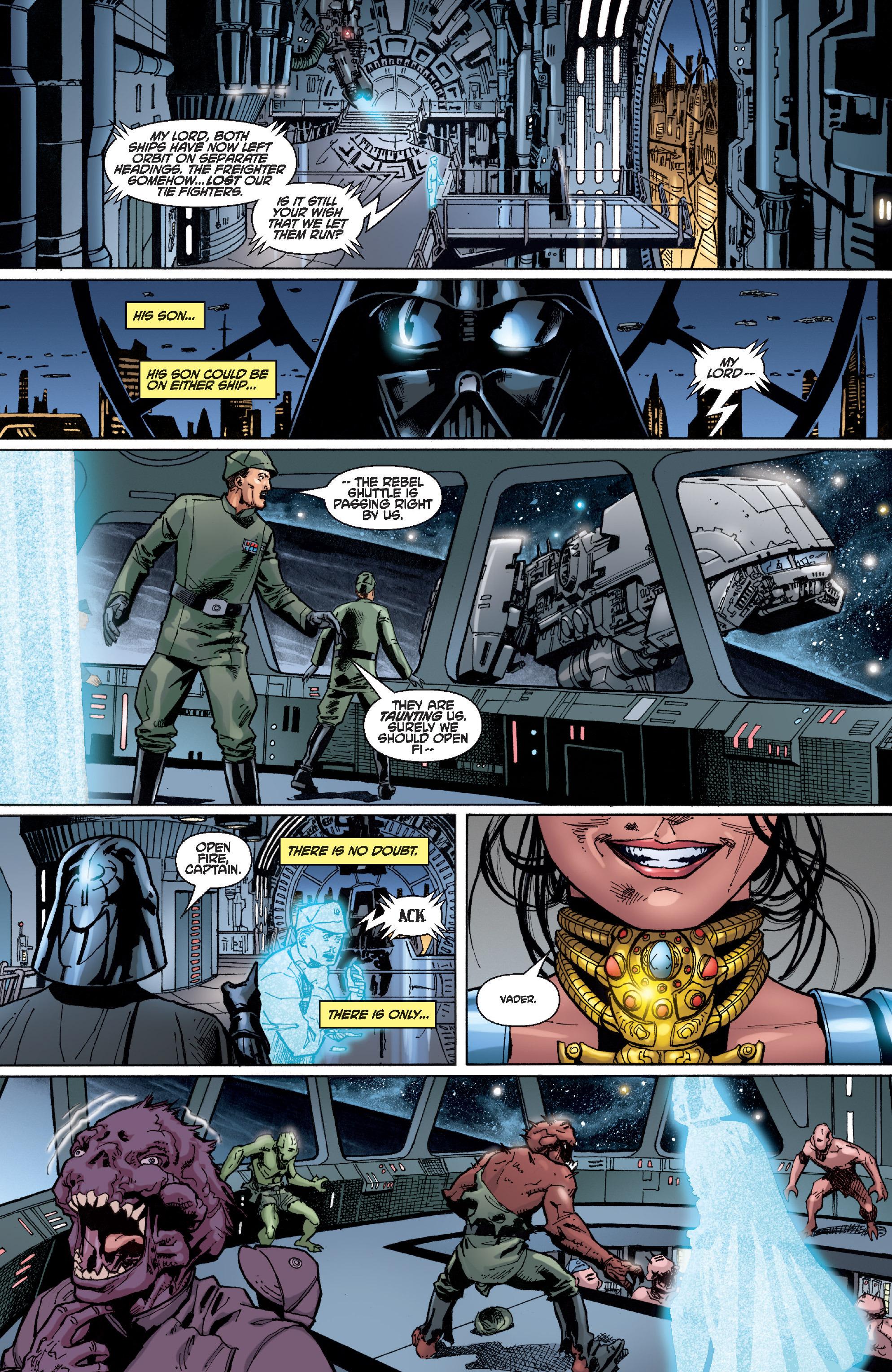 Read online Star Wars Omnibus comic -  Issue # Vol. 20 - 436