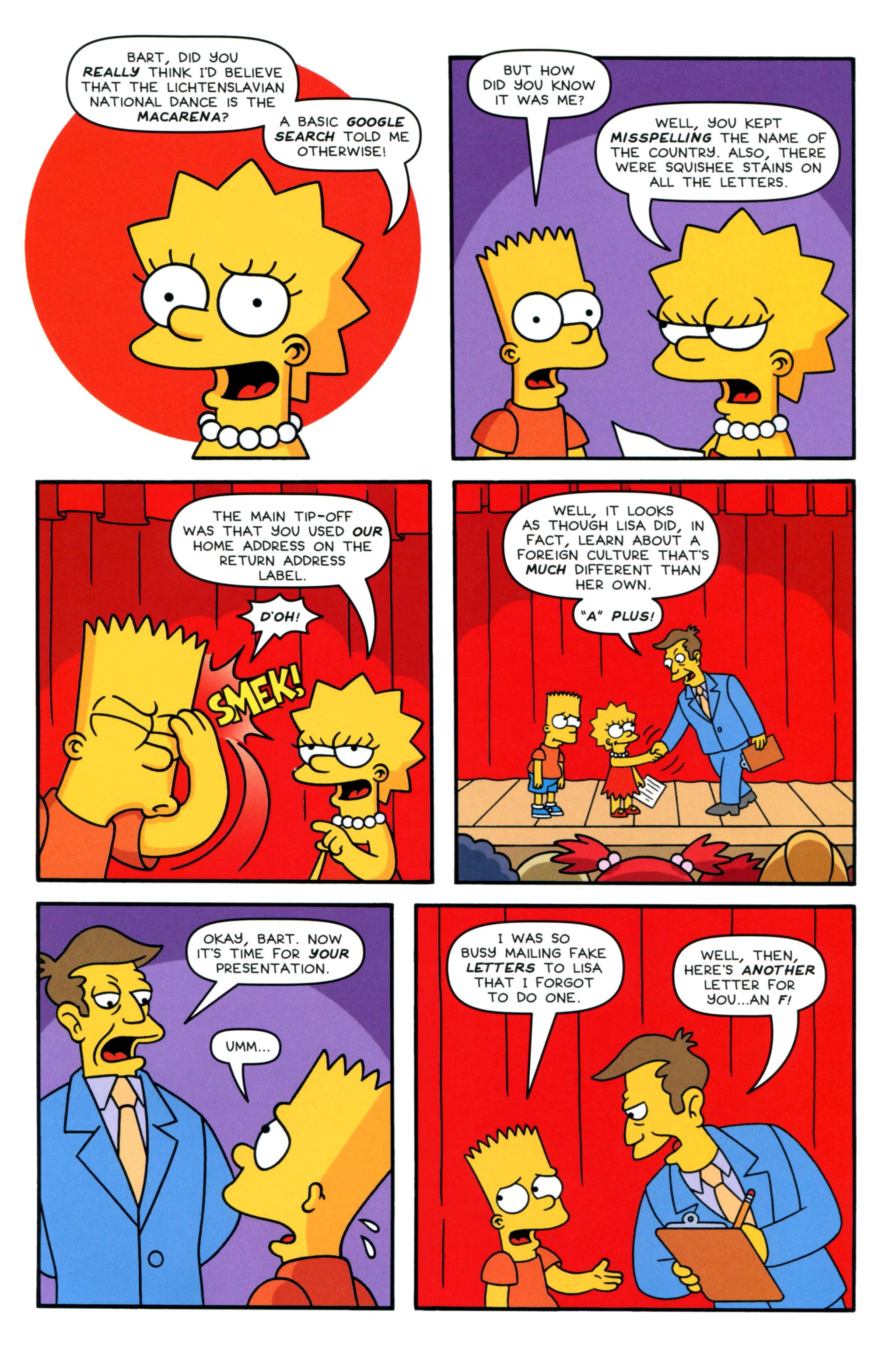 Read online Simpsons Comics Presents Bart Simpson comic -  Issue #93 - 11
