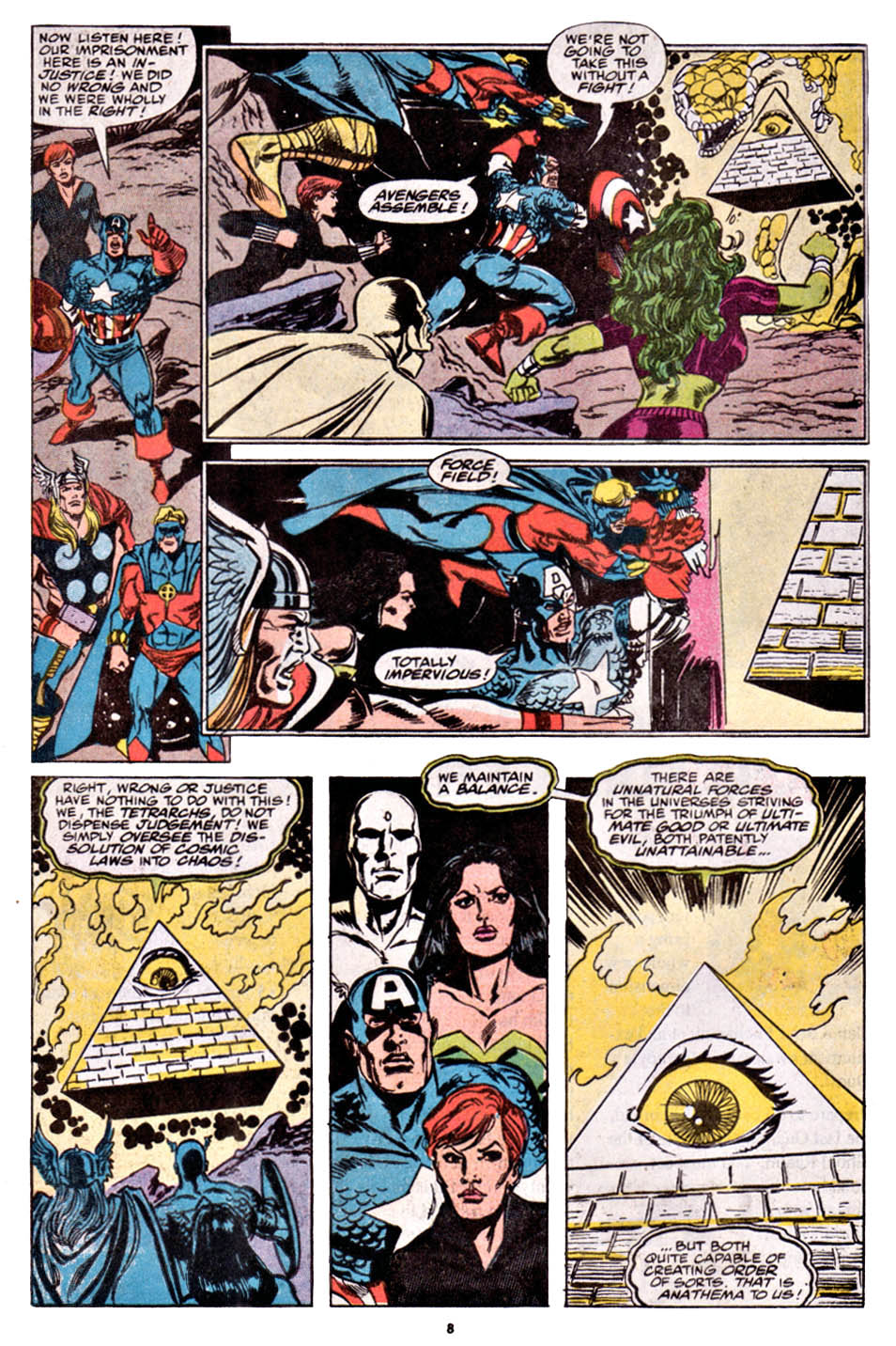 The Avengers (1963) 330 Page 6