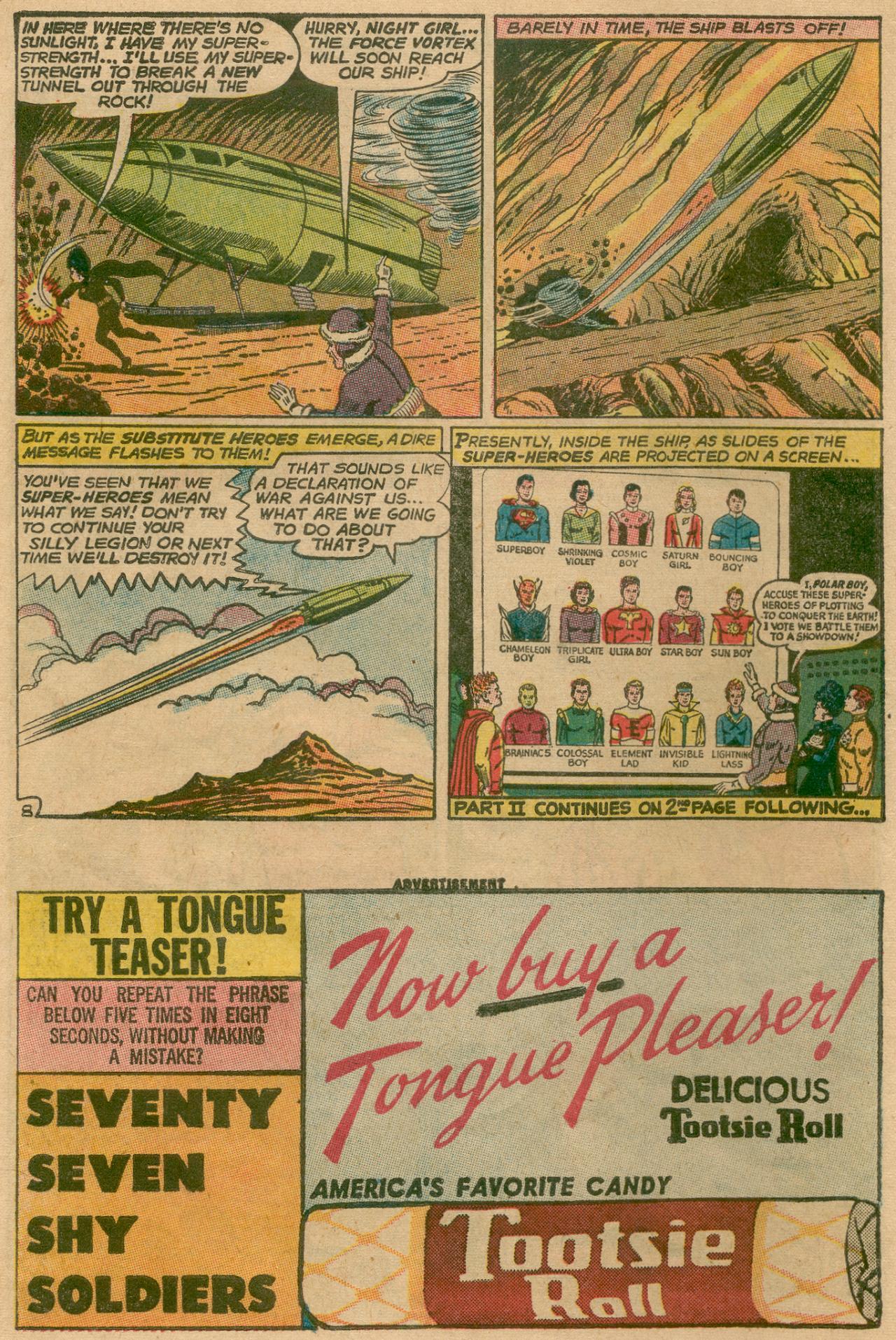 Read online Adventure Comics (1938) comic -  Issue #311 - 9