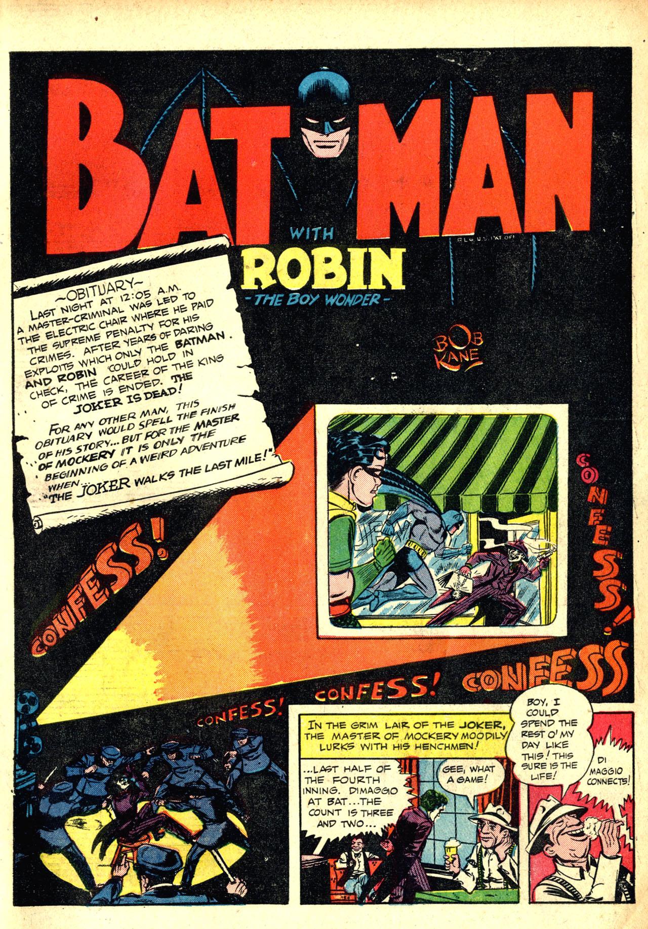 Detective Comics (1937) 64 Page 2