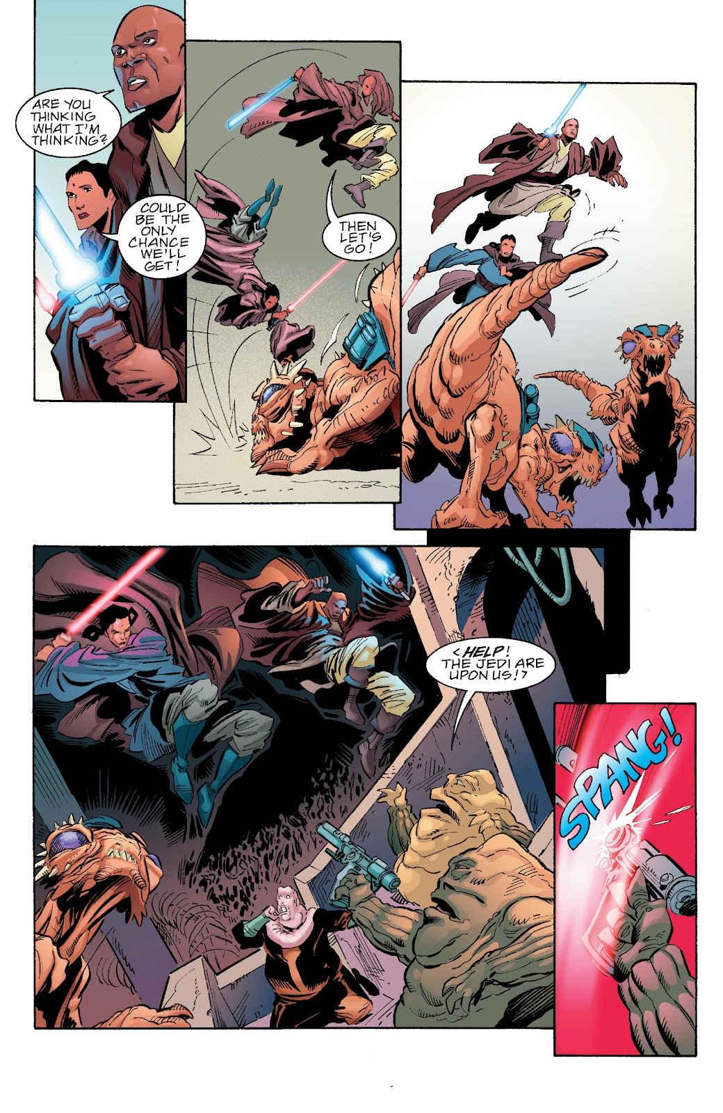 Read online Star Wars Legends Epic Collection: The Menace Revealed comic -  Issue # TPB (Part 4) - 80