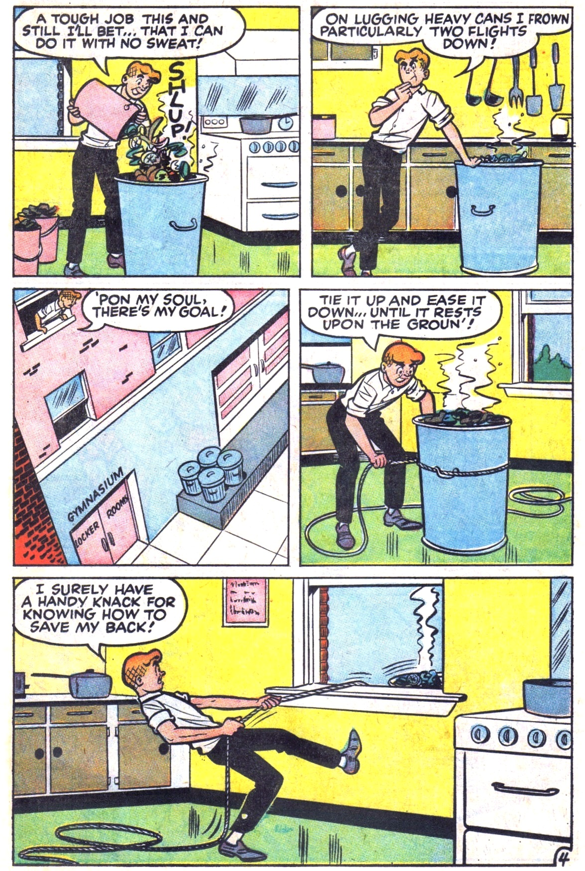 Read online Archie (1960) comic -  Issue #179 - 23