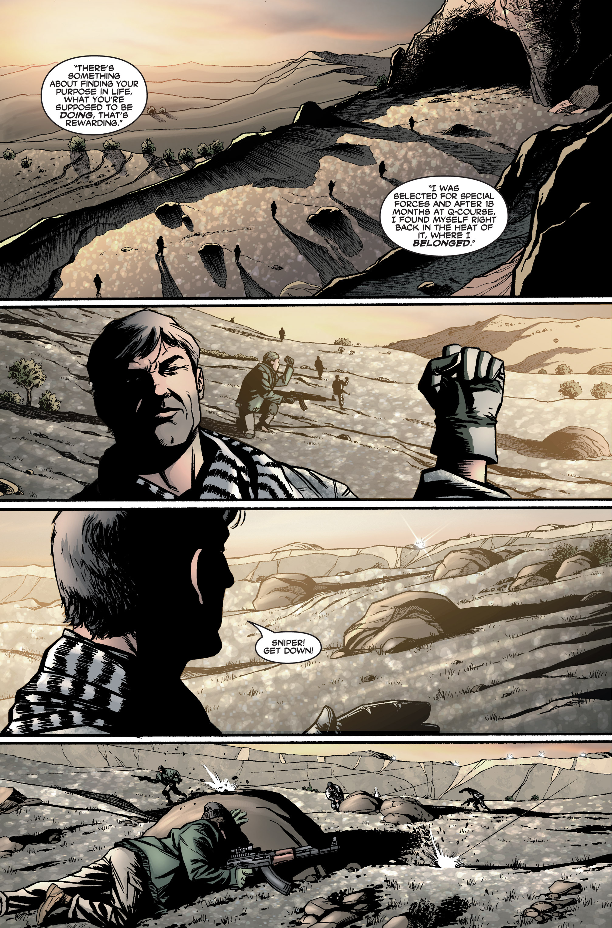 Read online America's Army comic -  Issue #2 - 18