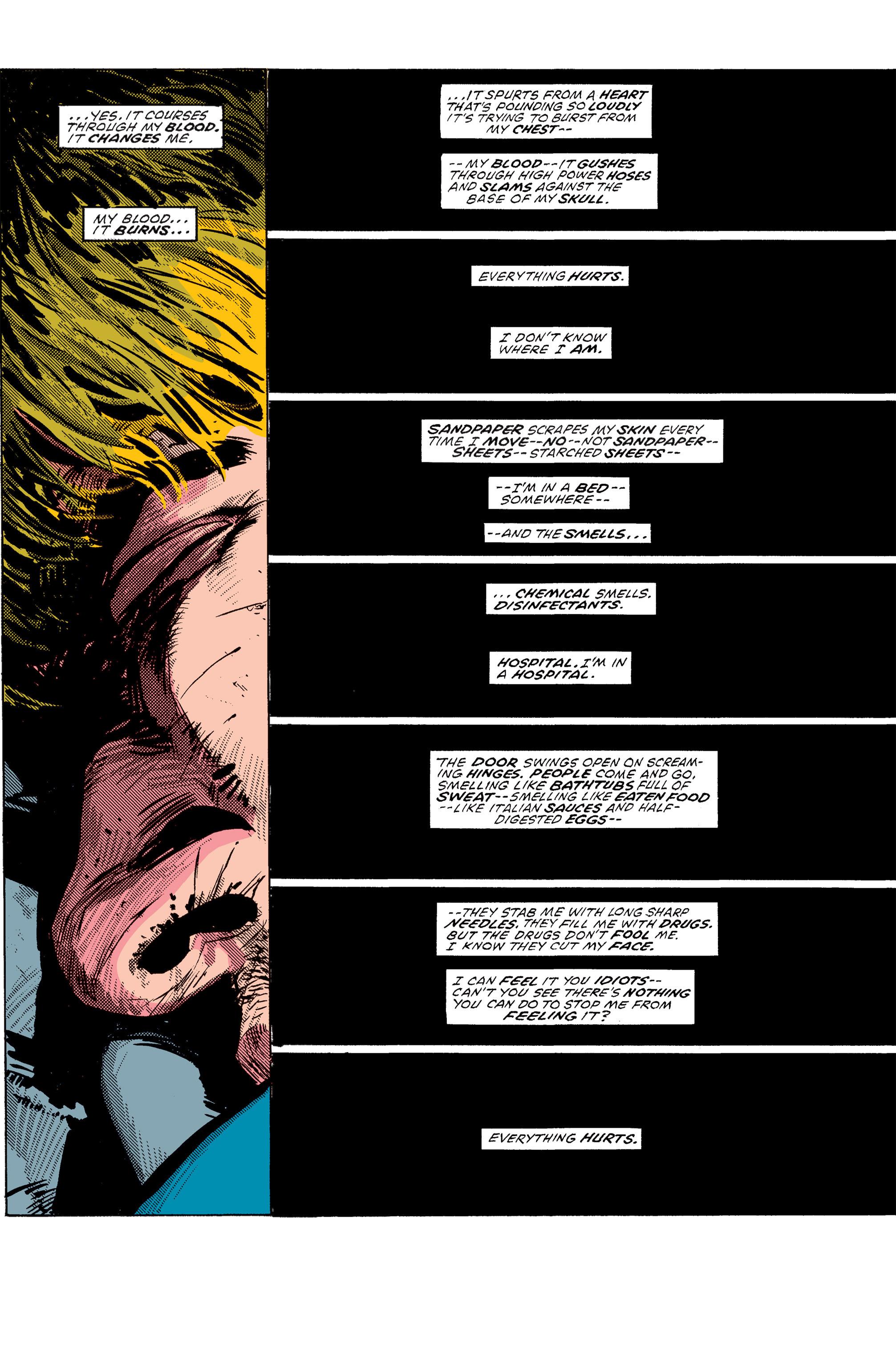 Read online Daredevil: Born Again comic -  Issue # Full - 78
