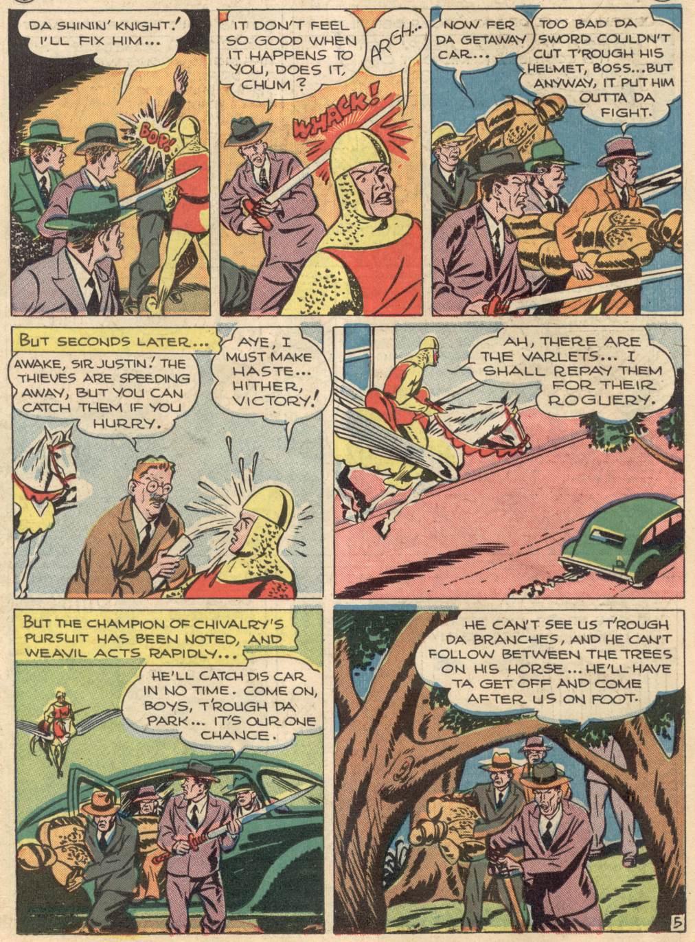 Read online Adventure Comics (1938) comic -  Issue #100 - 26