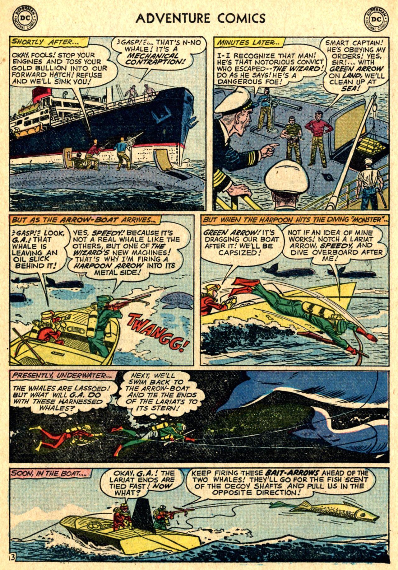 Read online Adventure Comics (1938) comic -  Issue #267 - 28