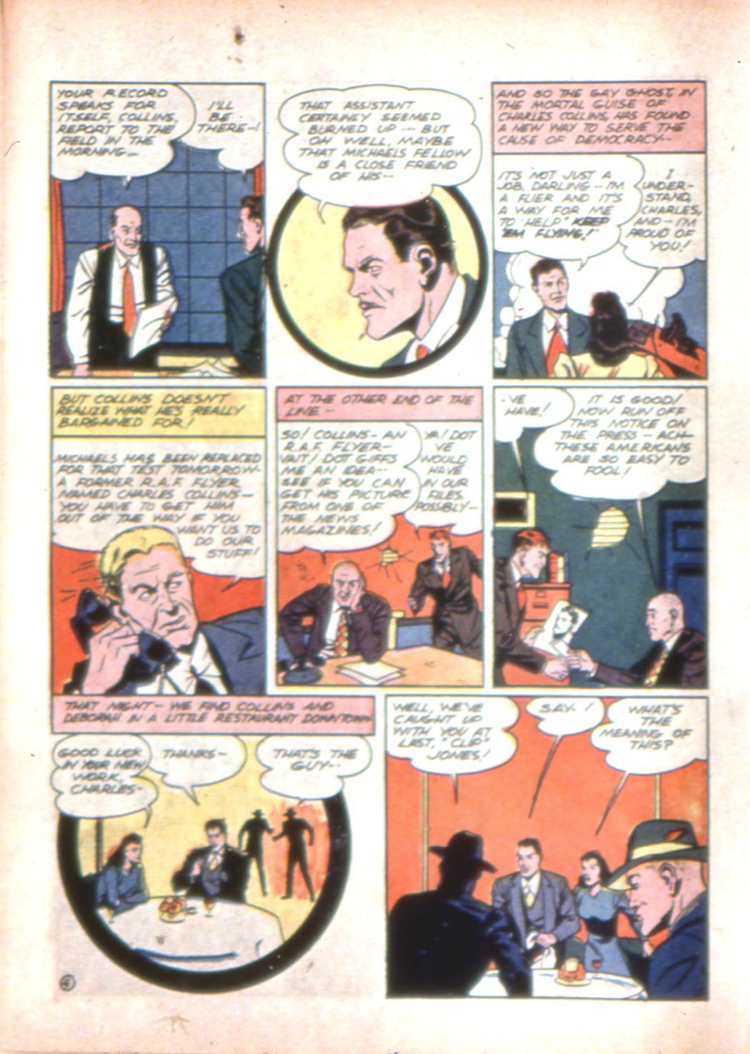 Read online Sensation (Mystery) Comics comic -  Issue #7 - 40
