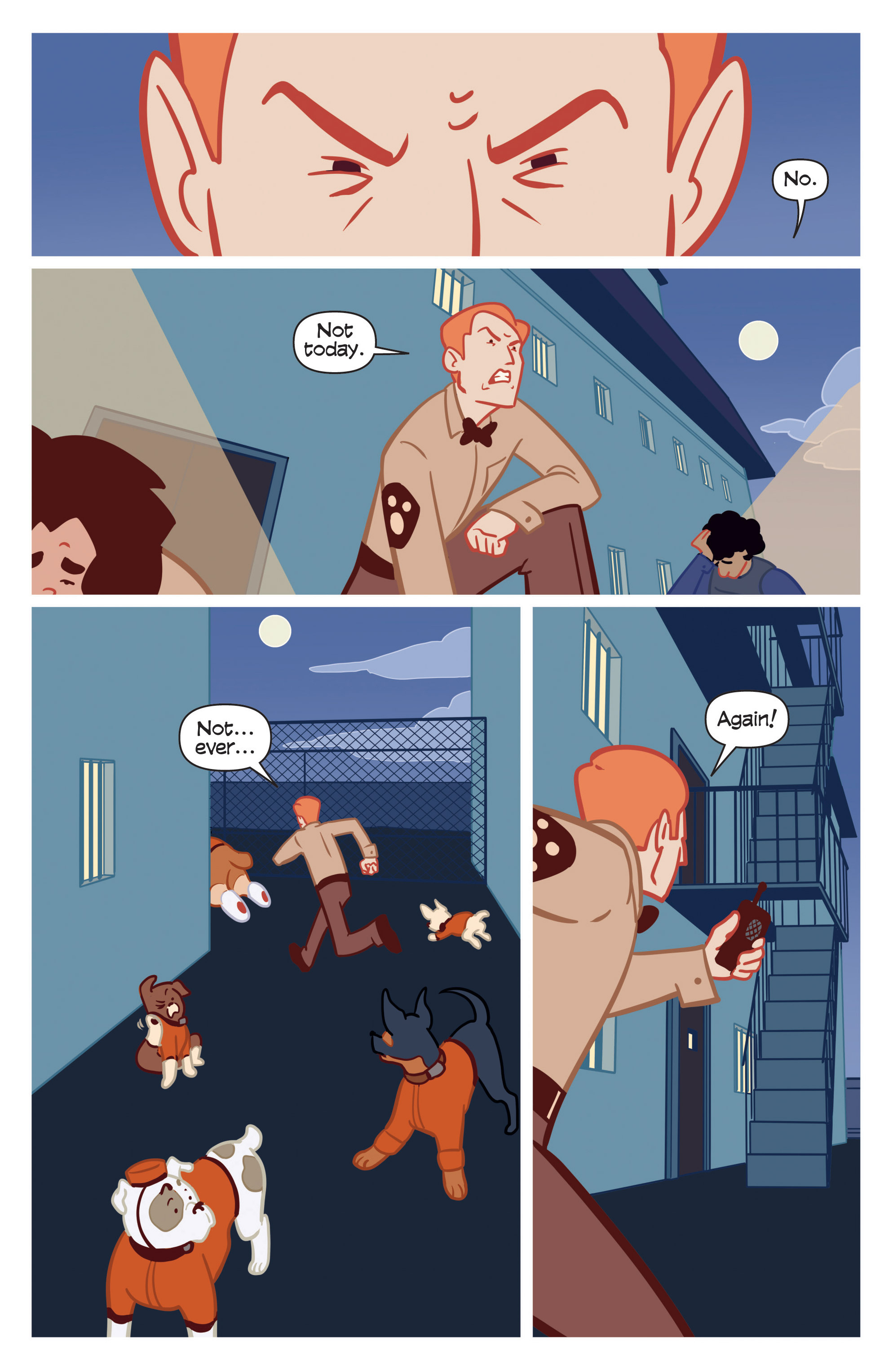 Read online Action Lab, Dog of Wonder comic -  Issue #3 - 15