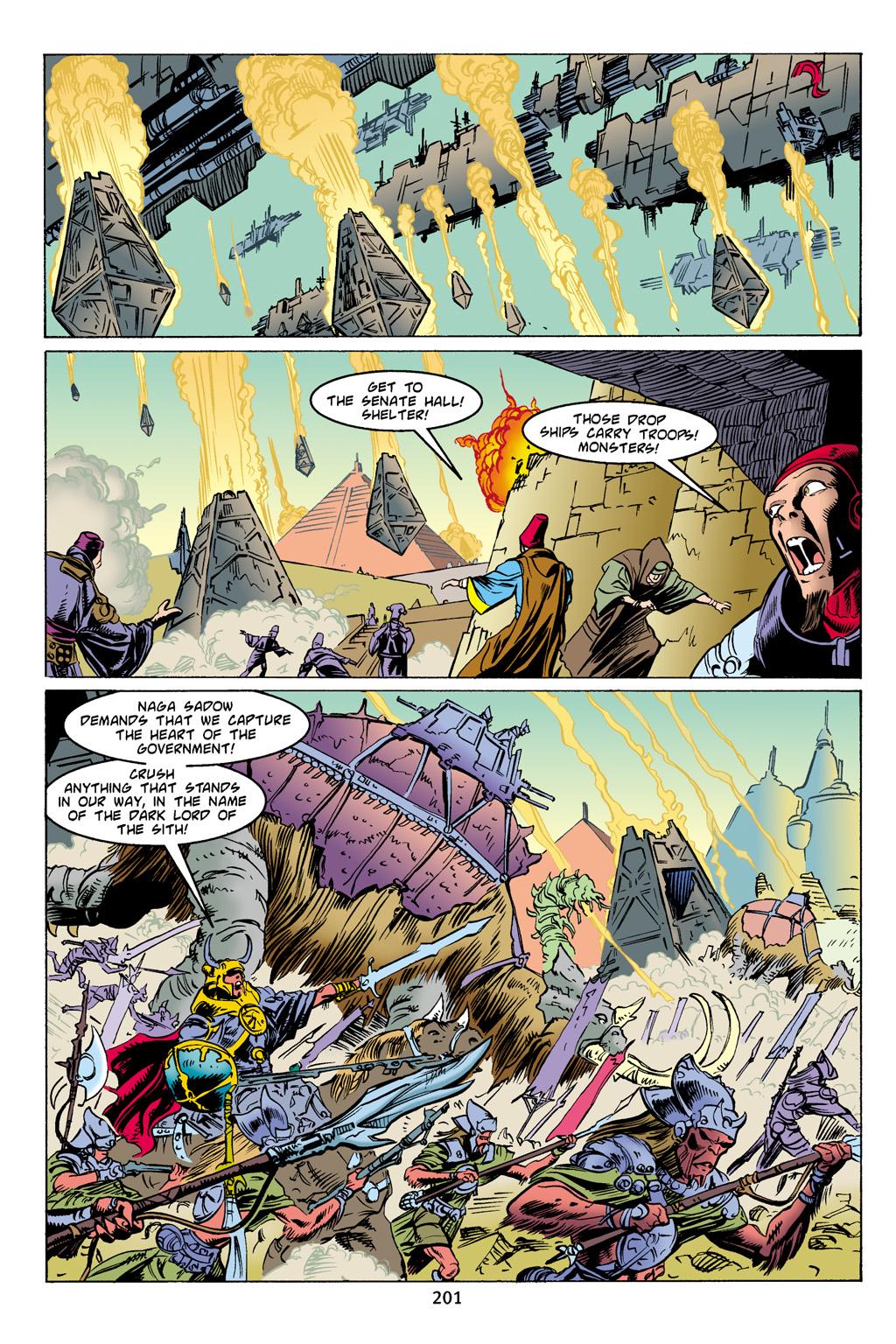 Read online Star Wars Omnibus comic -  Issue # Vol. 4 - 195