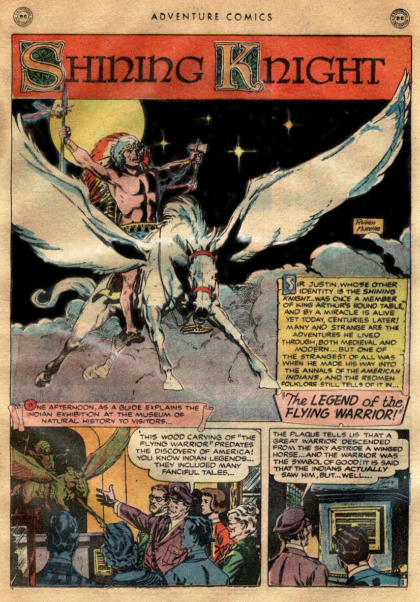 Read online Adventure Comics (1938) comic -  Issue #145 - 20