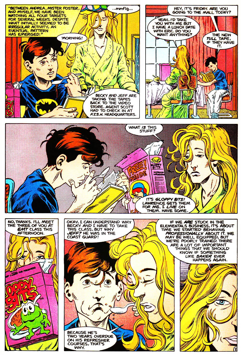 Elementals (1984) issue 10 - Page 6