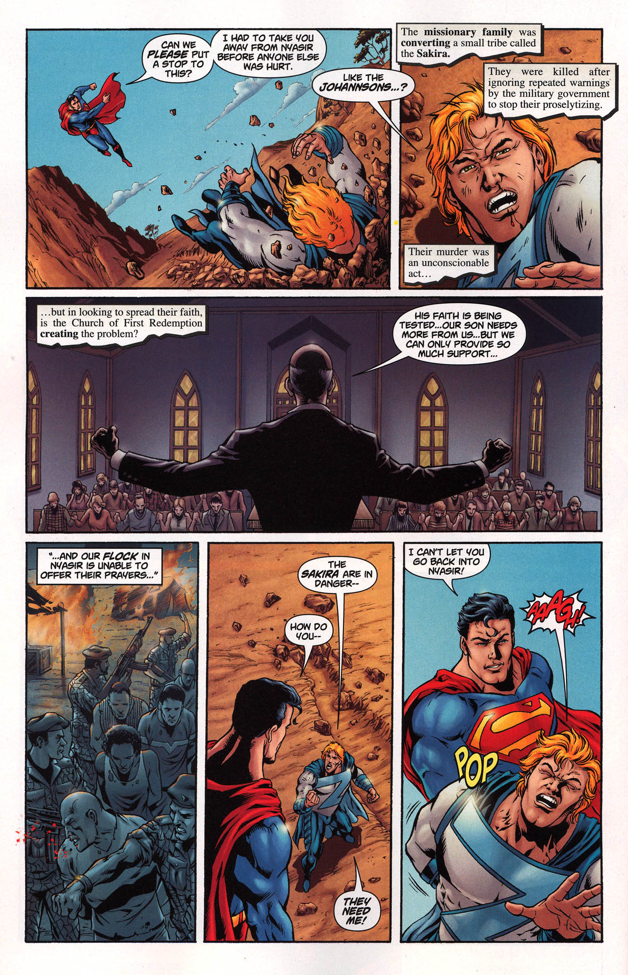 Read online Action Comics (1938) comic -  Issue #849 - 11