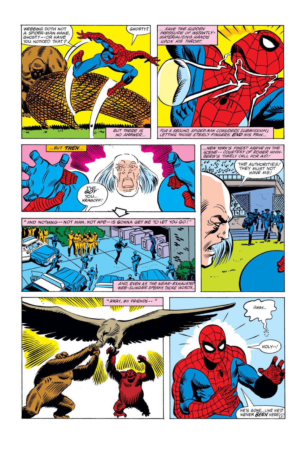 The Amazing Spider-Man (1963) 223 Page 21