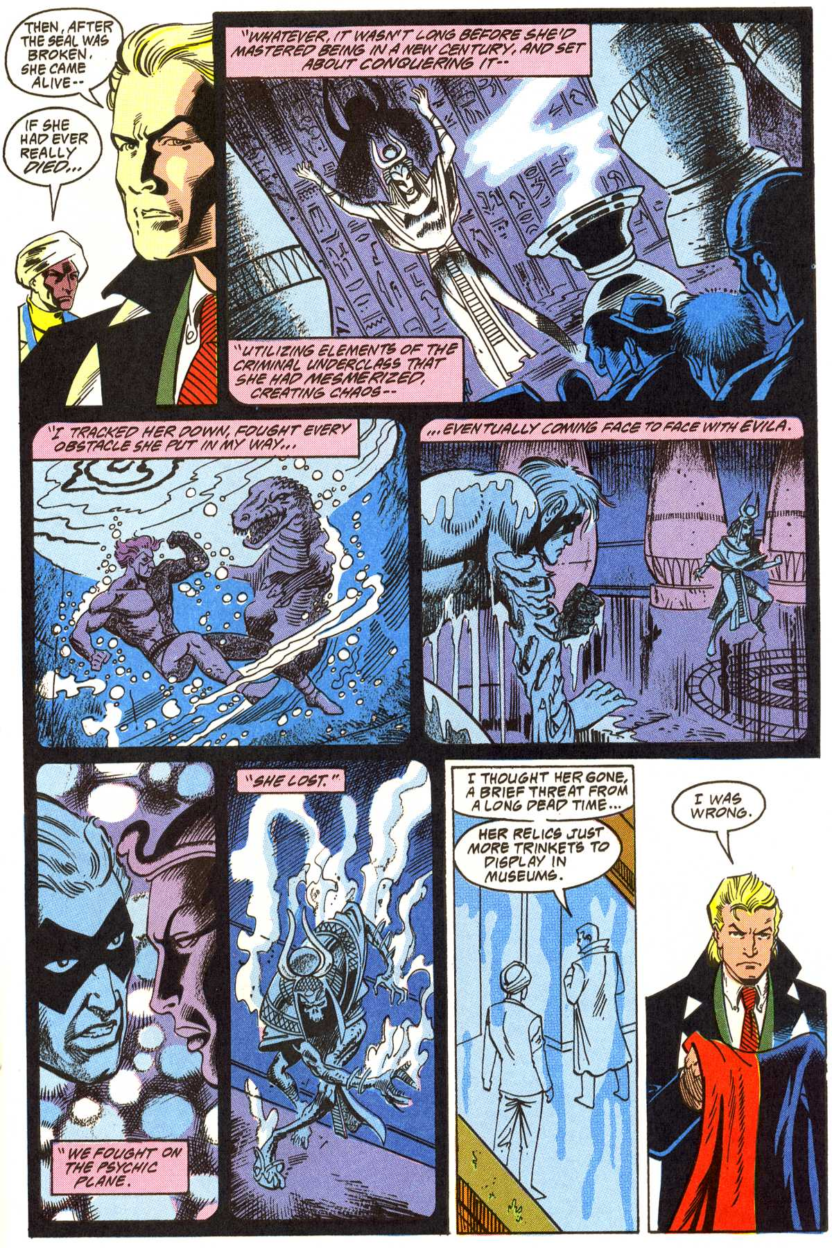 Read online Peter Cannon--Thunderbolt (1992) comic -  Issue #3 - 14