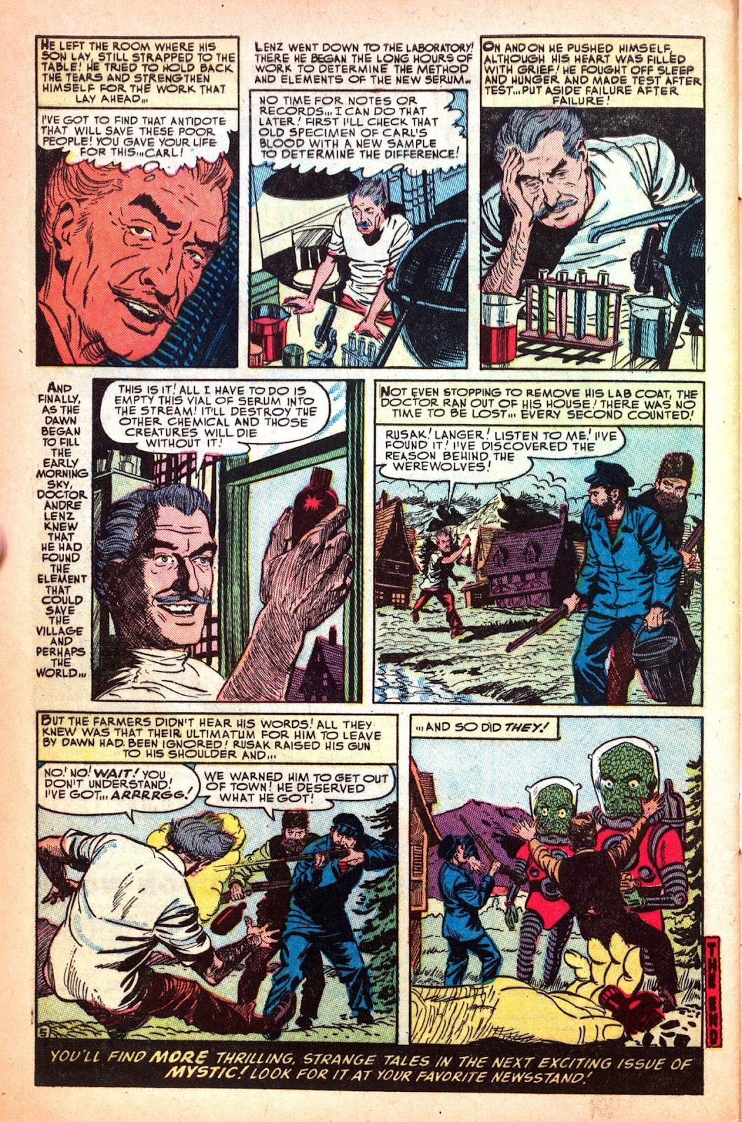 Mystic (1951) issue 32 - Page 32