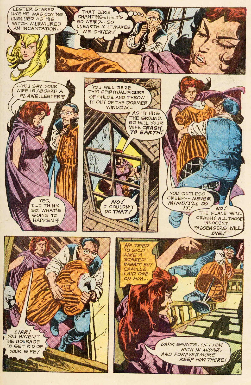The Witching Hour (1969) issue 26 - Page 25