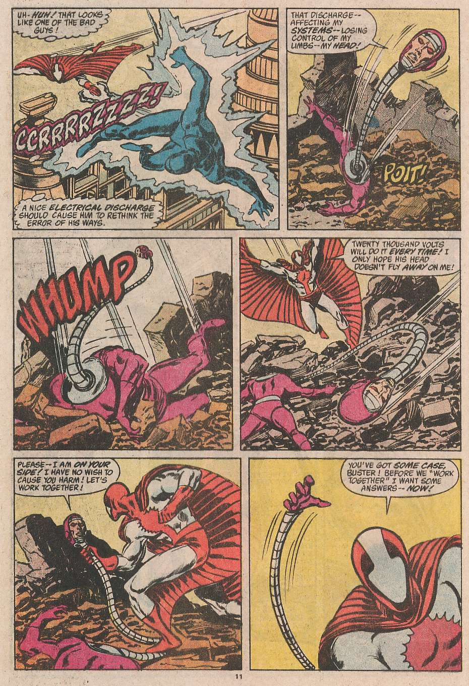 The Avengers (1963) 289 Page 10
