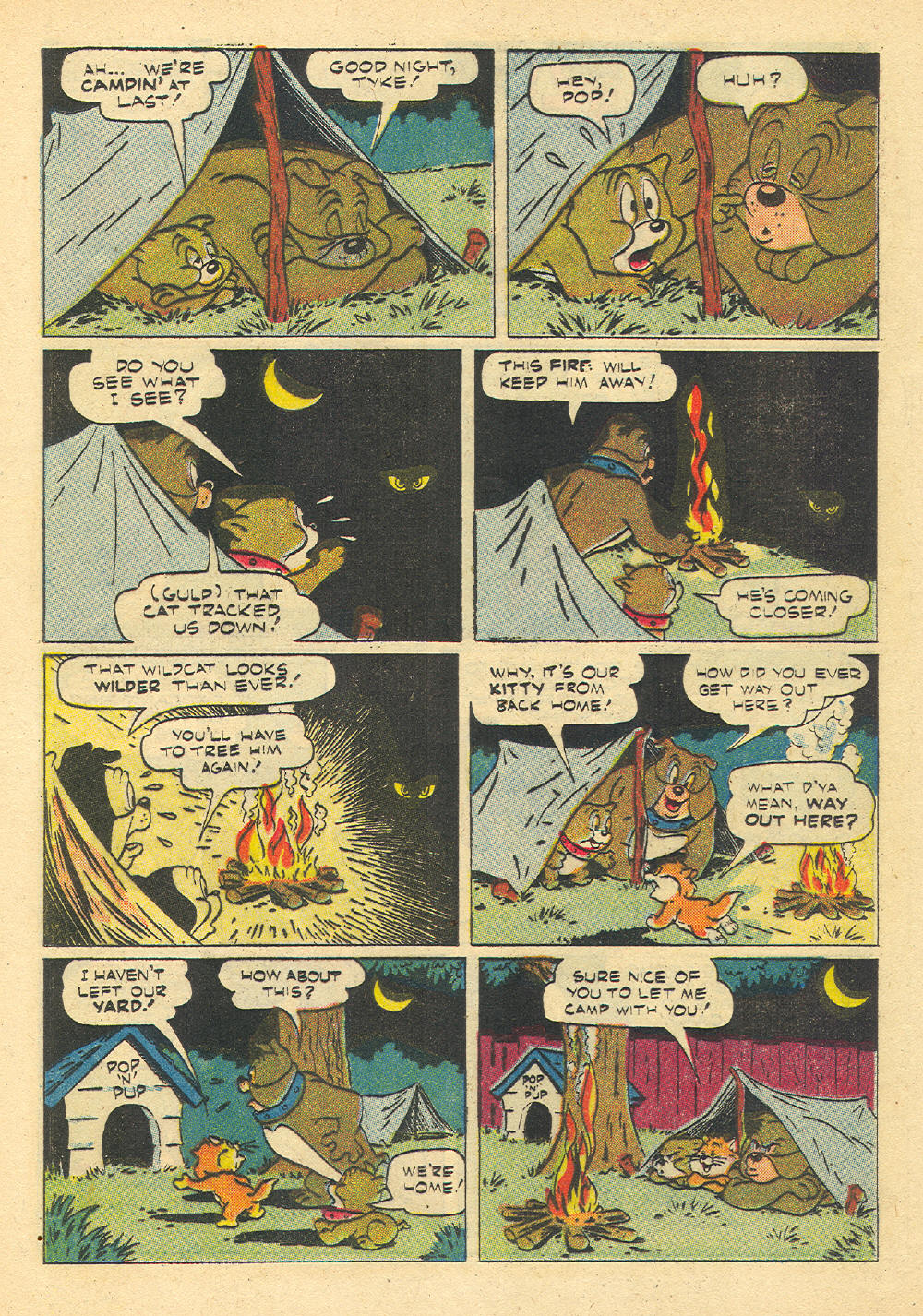 Four Color Comics issue 499 - Page 12