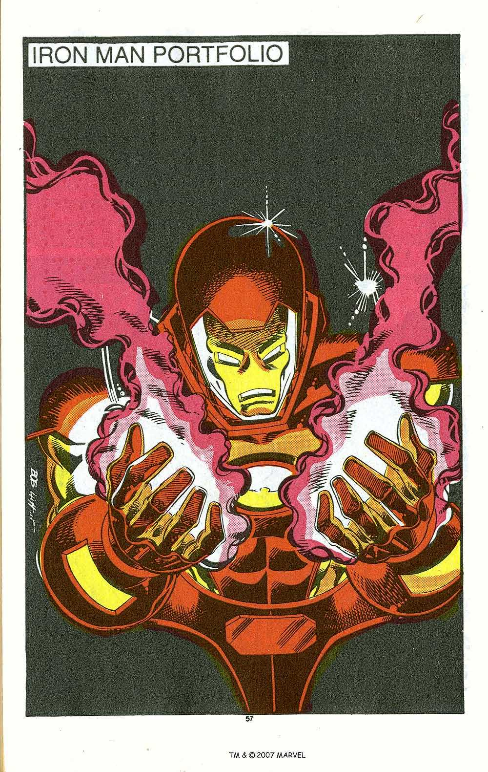 Iron Man Annual issue 10 - Page 59