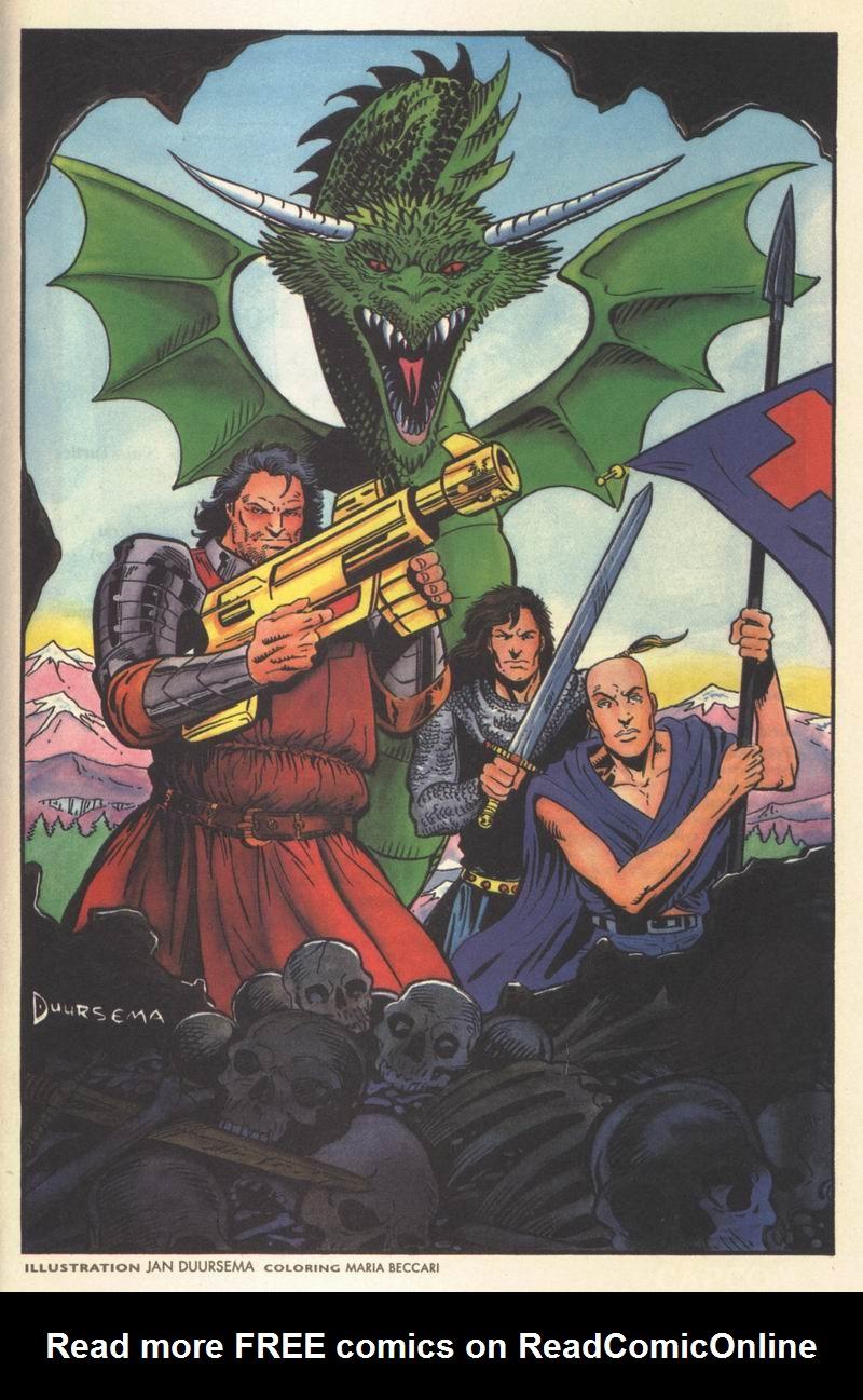 Read online Eternal Warrior (1992) comic -  Issue #8 - 42