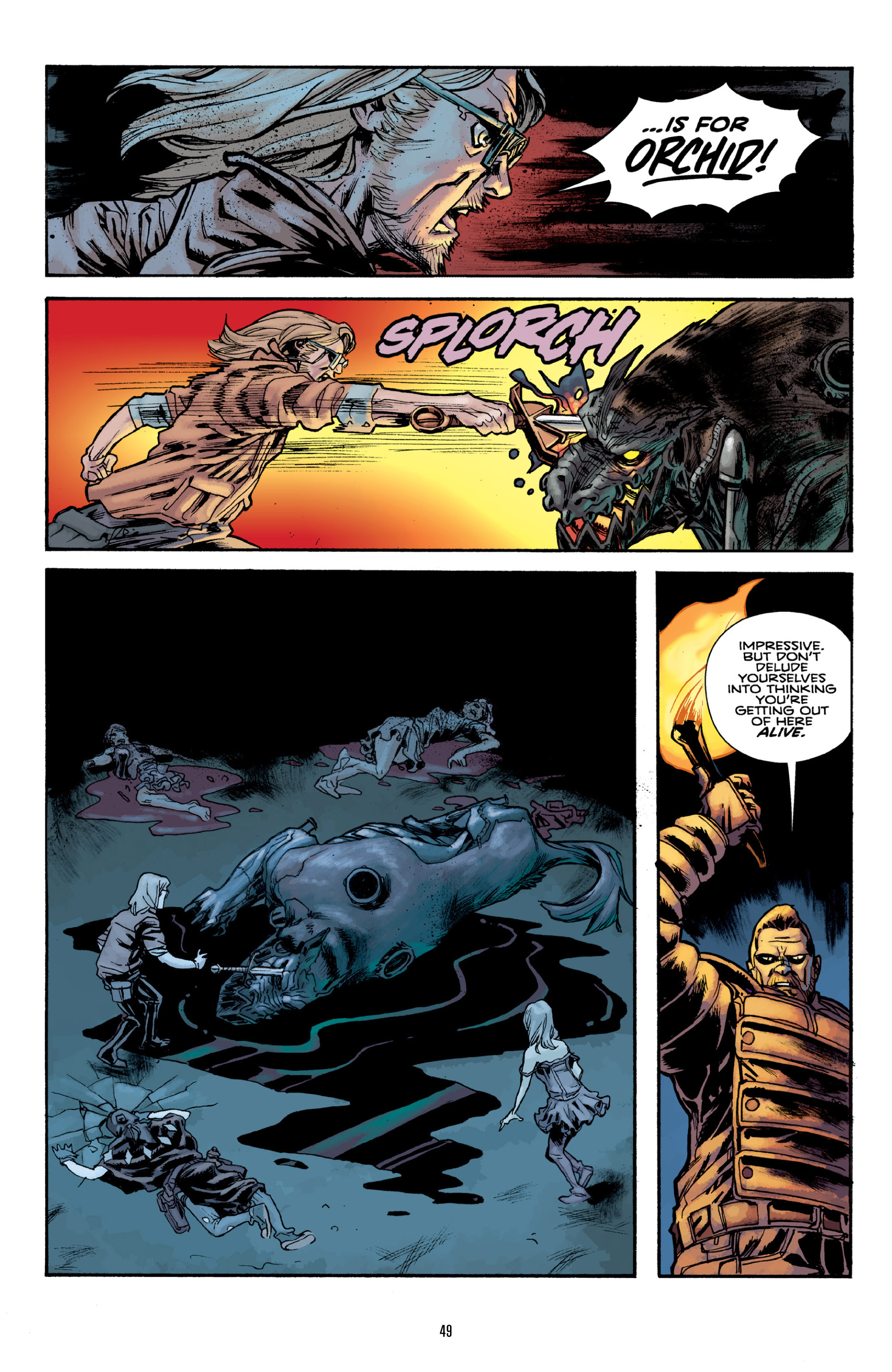 Read online Orchid comic -  Issue # TPB 3 - 49