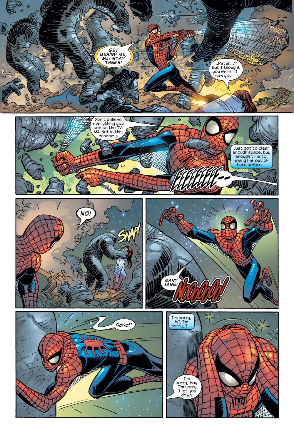 The Amazing Spider-Man (1999) 58 Page 18