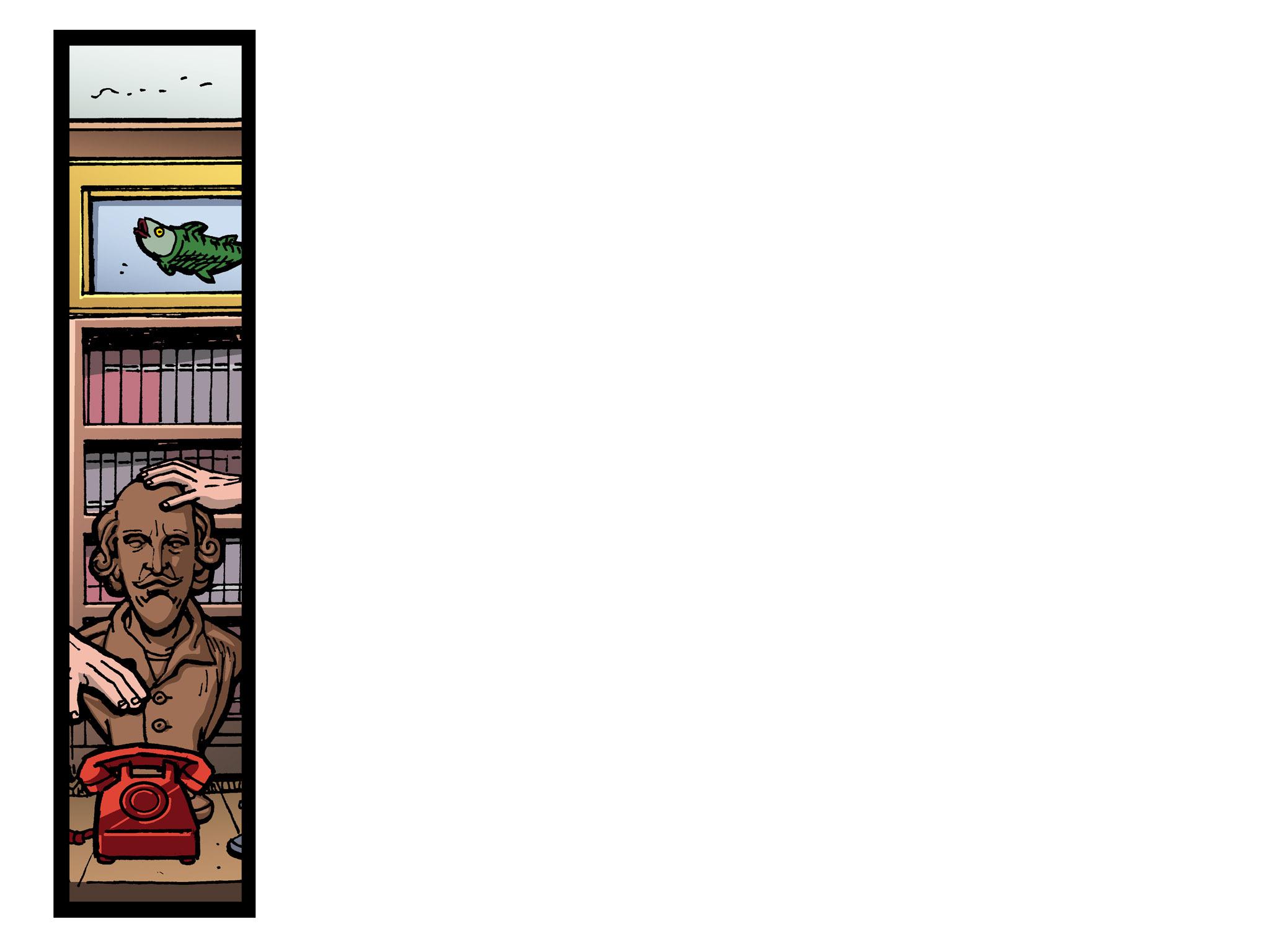 Read online Batman '66 Meets the Green Hornet [II] comic -  Issue #1 - 18