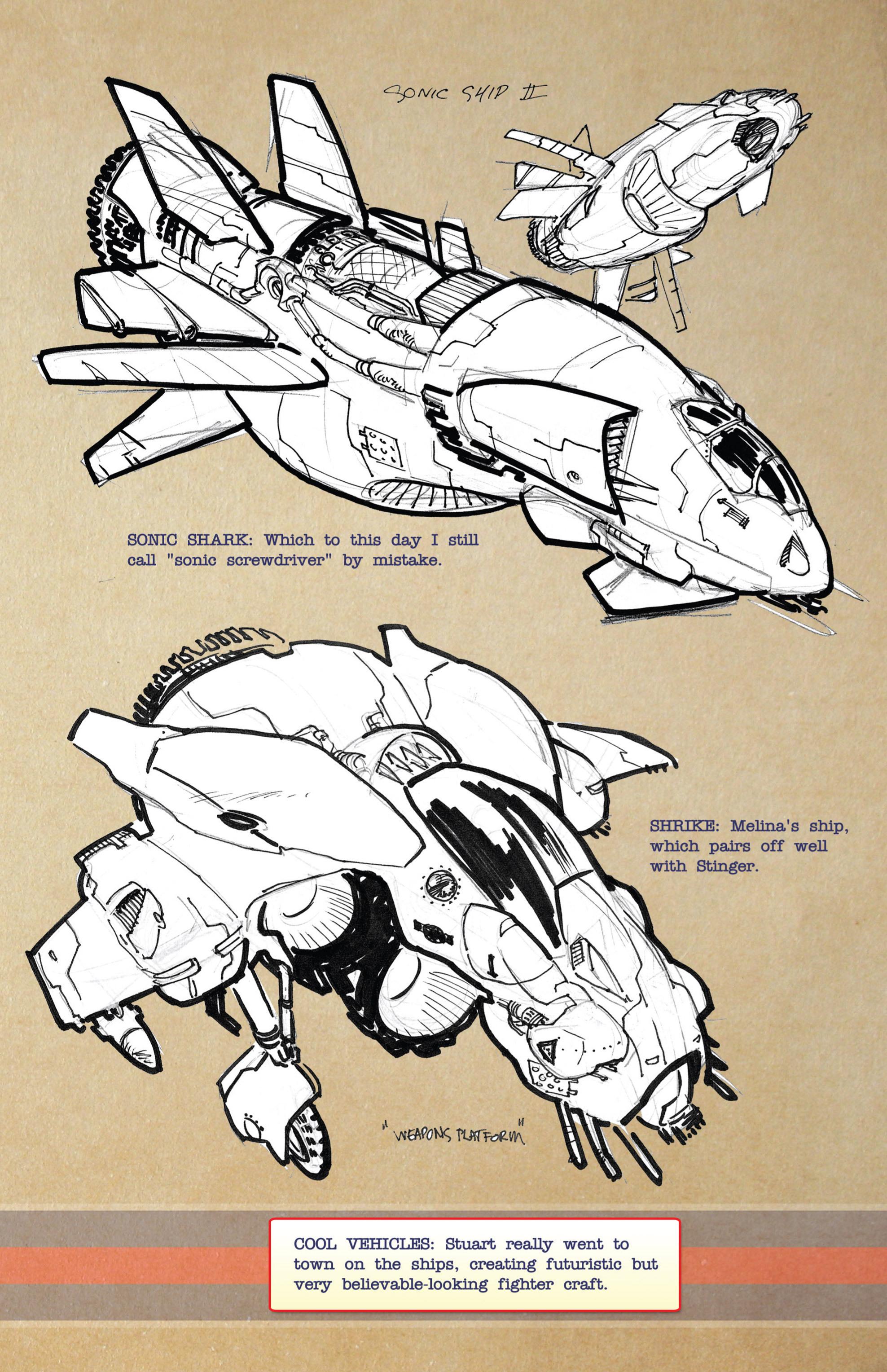 Read online Shockrockets comic -  Issue # TPB - 152