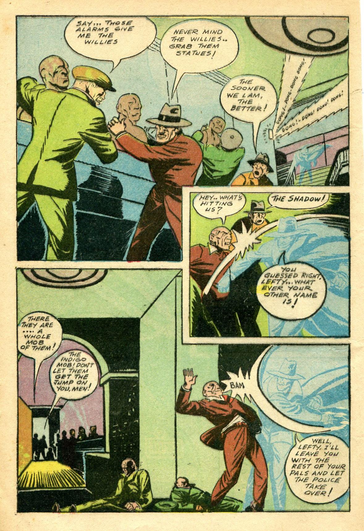 Read online Shadow Comics comic -  Issue #44 - 13