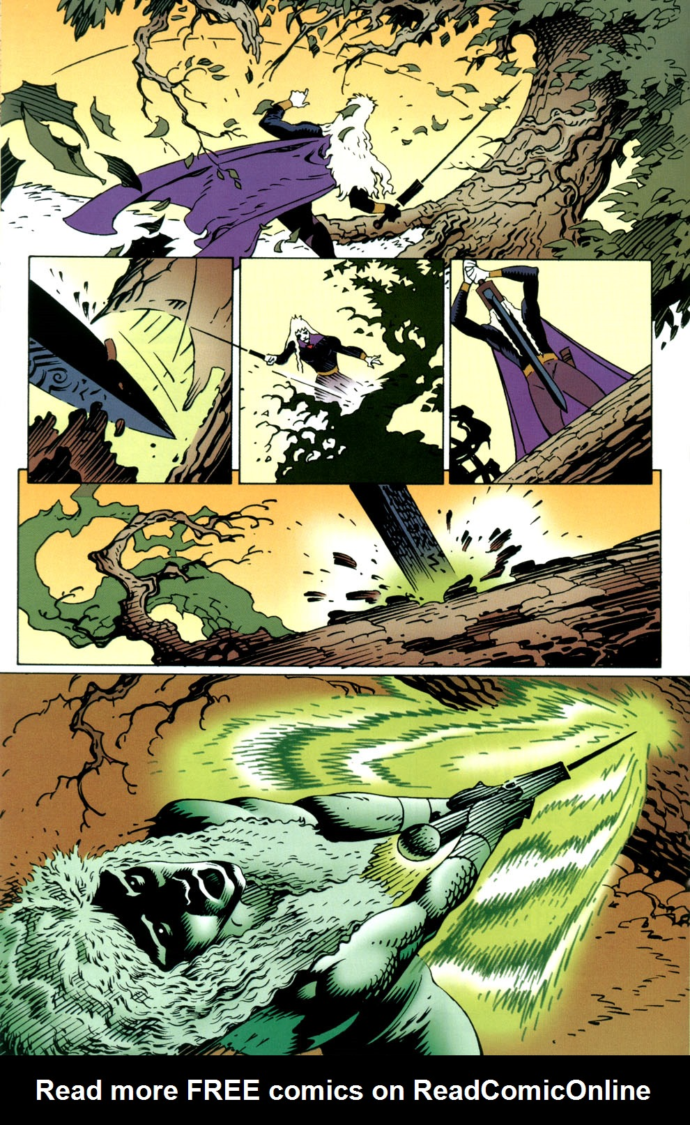 Read online Elric: Stormbringer comic -  Issue #5 - 14