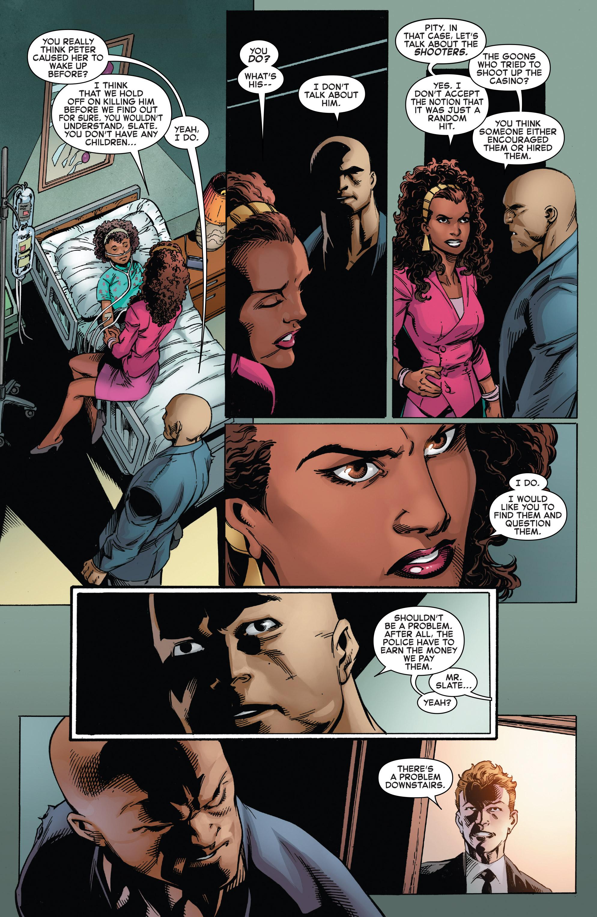 Read online Ben Reilly: Scarlet Spider comic -  Issue #3 - 13