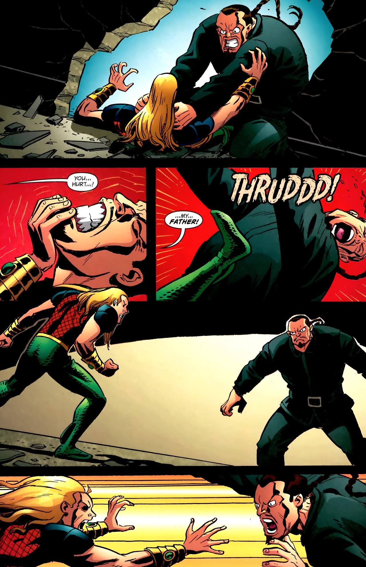 Read online Aquaman: Sword of Atlantis comic -  Issue #55 - 20