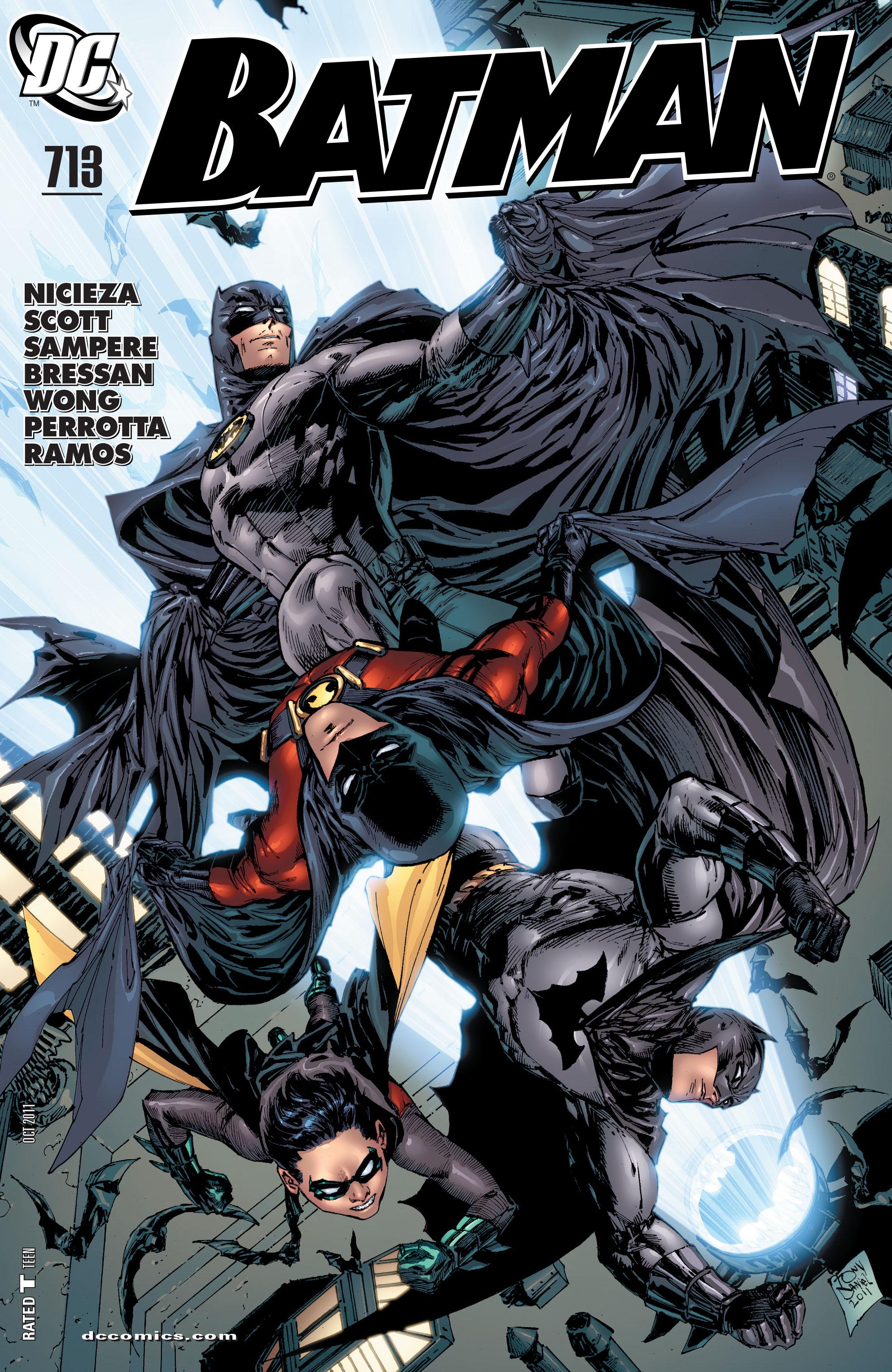 Batman (1940) 713 Page 1