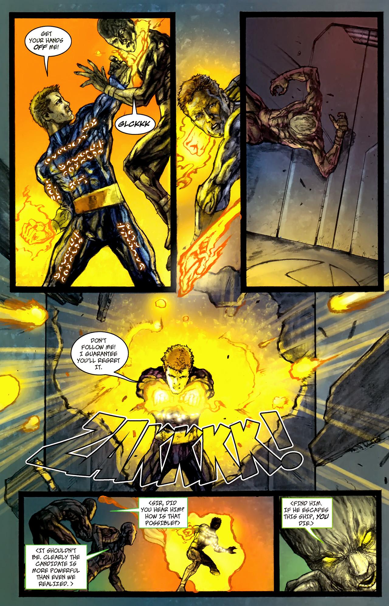 Read online Phoenix comic -  Issue #1 - 8