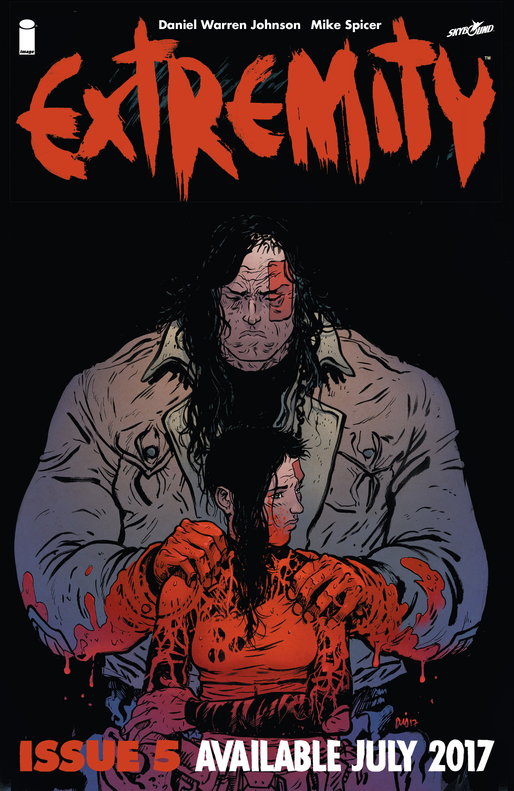 Read online Extremity comic -  Issue #4 - 29