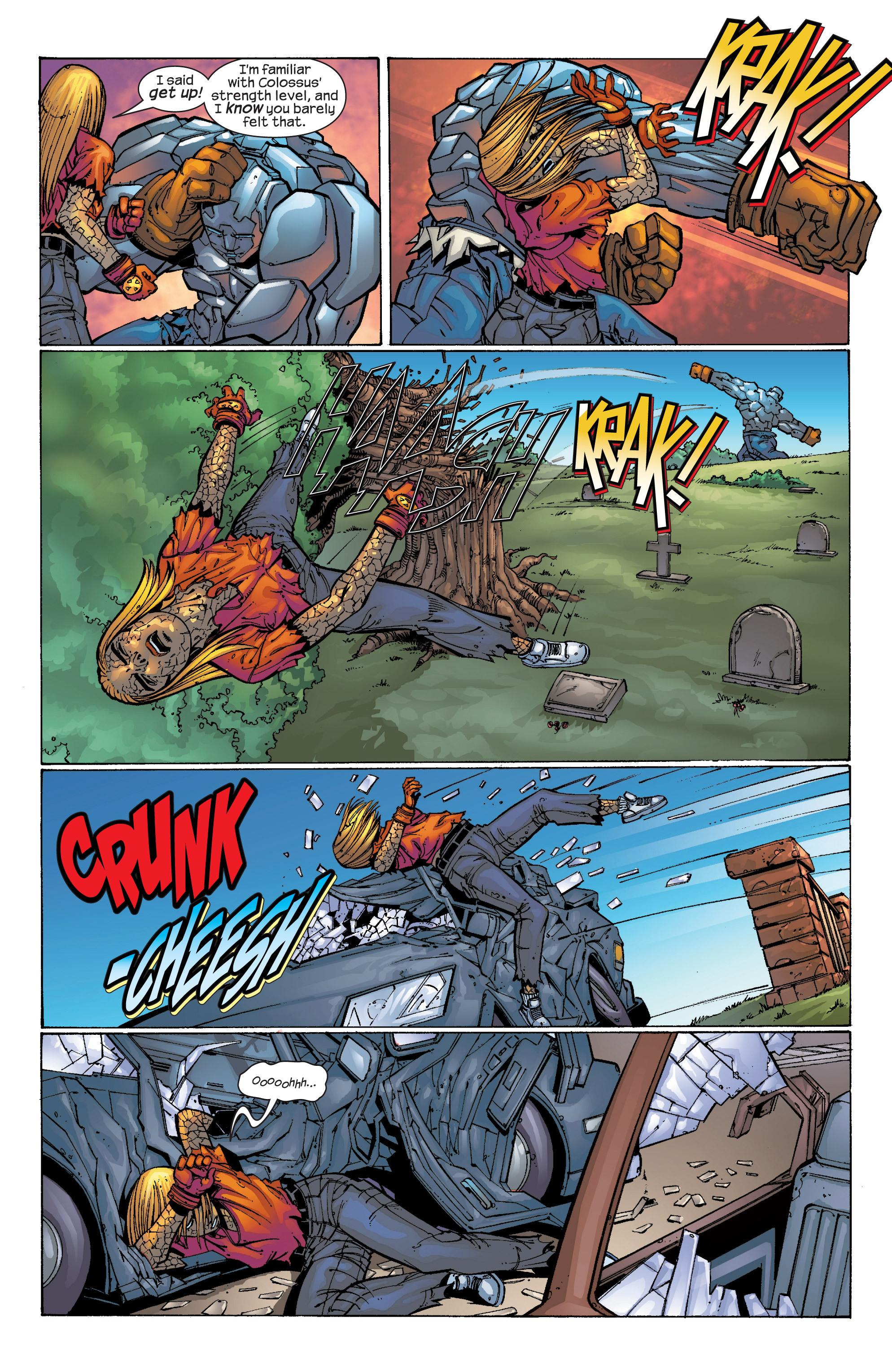 Read online Uncanny X-Men (1963) comic -  Issue #427 - 21