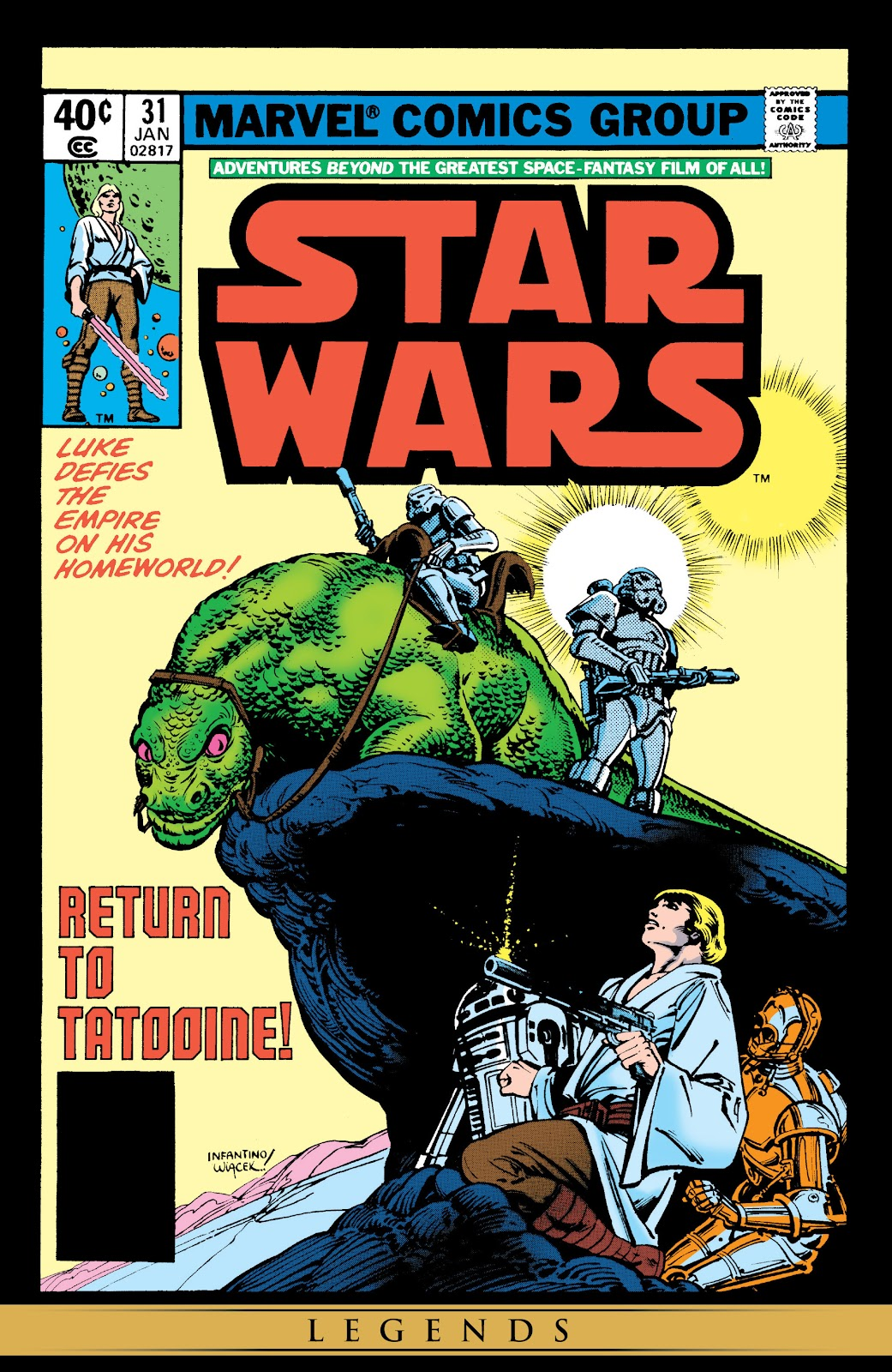 Read online Star Wars Legends: The Original Marvel Years - Epic Collection comic -  Issue # TPB 2 (Part 2) - 31