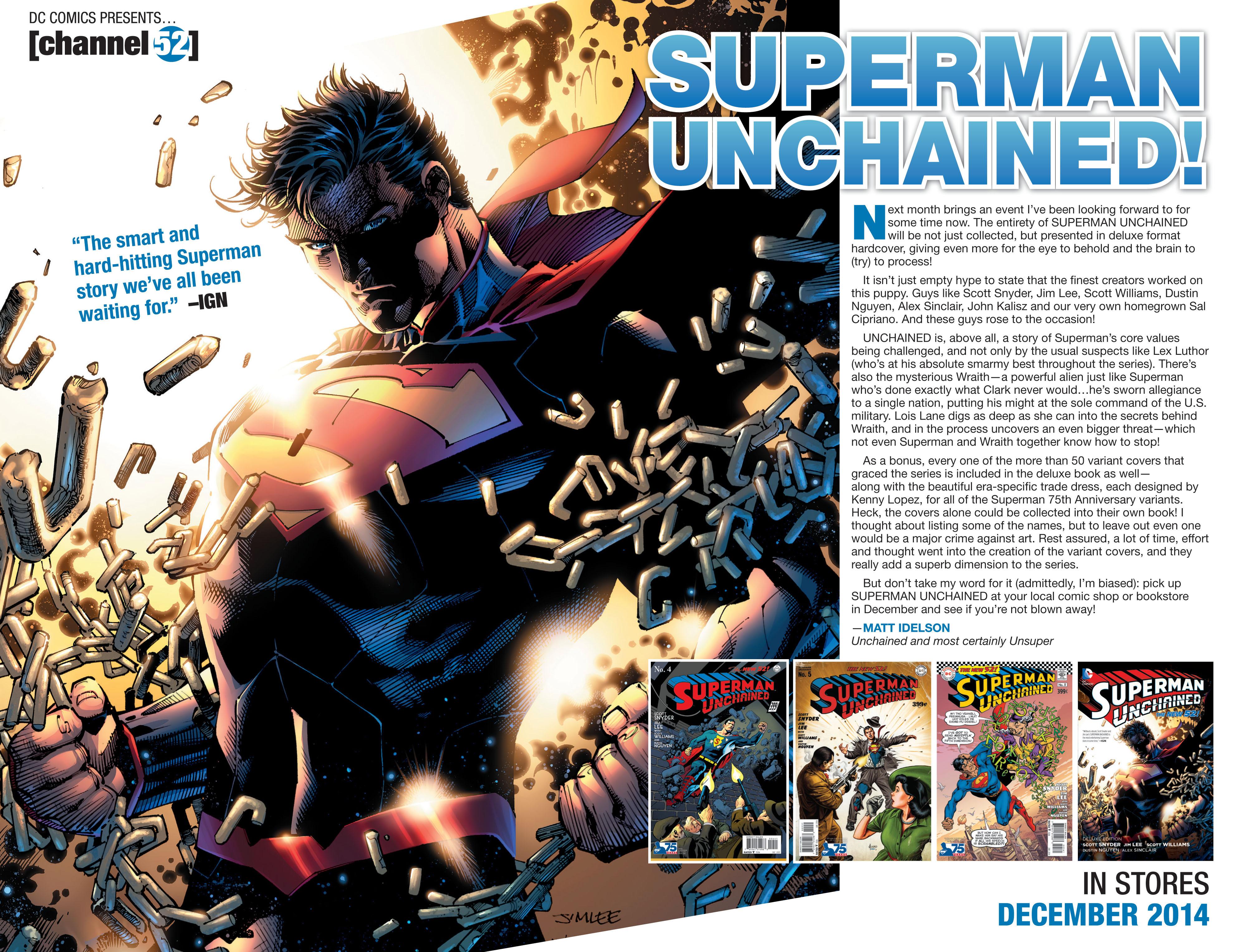 Read online Secret Origins (2014) comic -  Issue #7 - 38