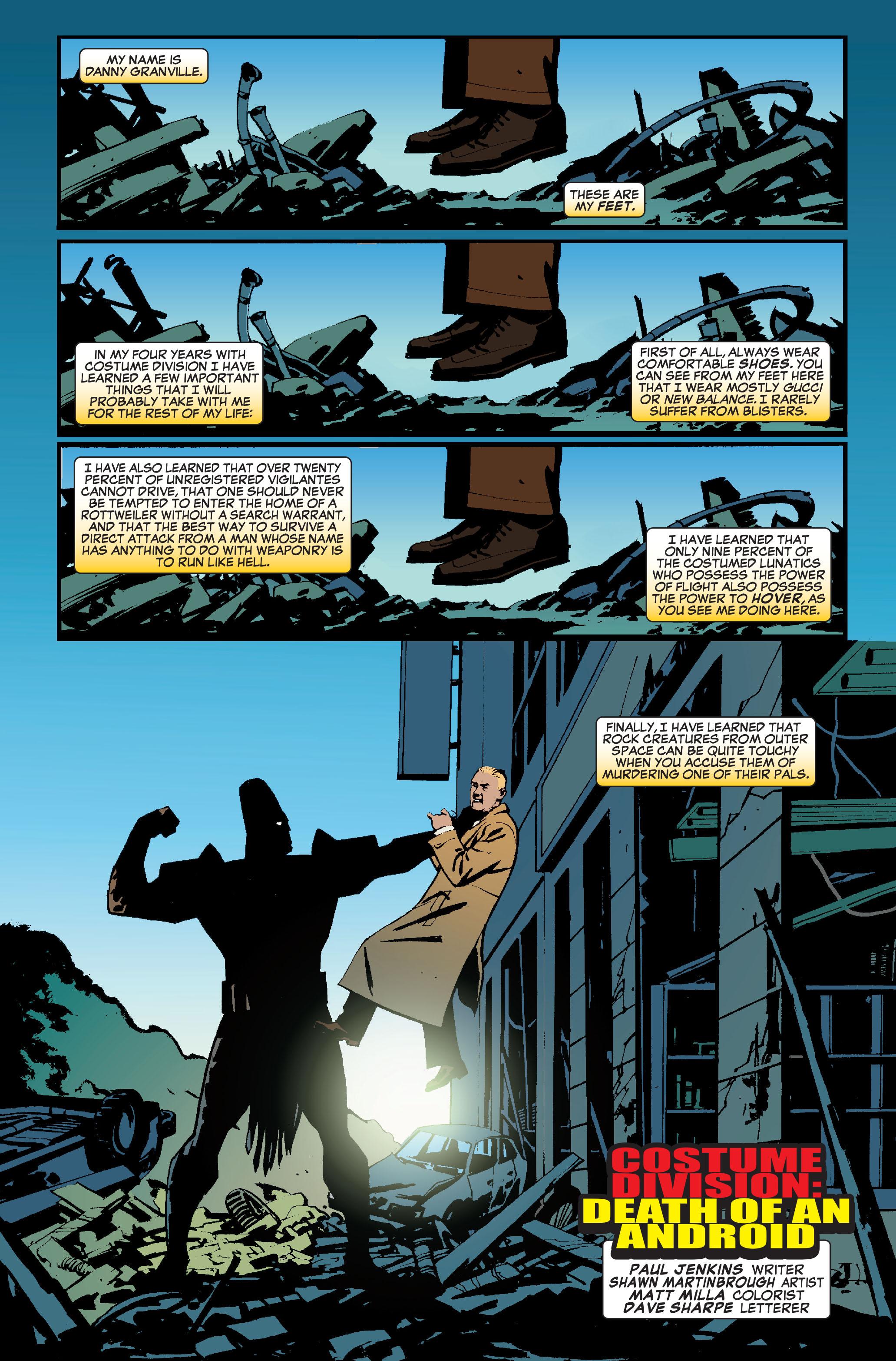 Read online World War Hulk: Front Line comic -  Issue #5 - 15