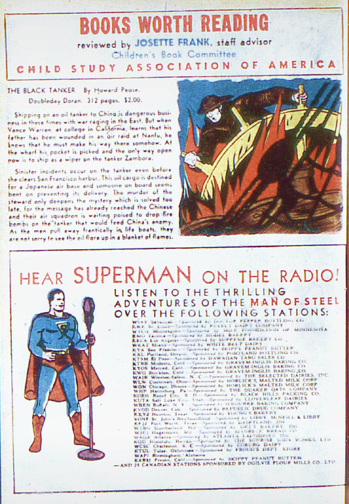 Read online Adventure Comics (1938) comic -  Issue #66 - 39