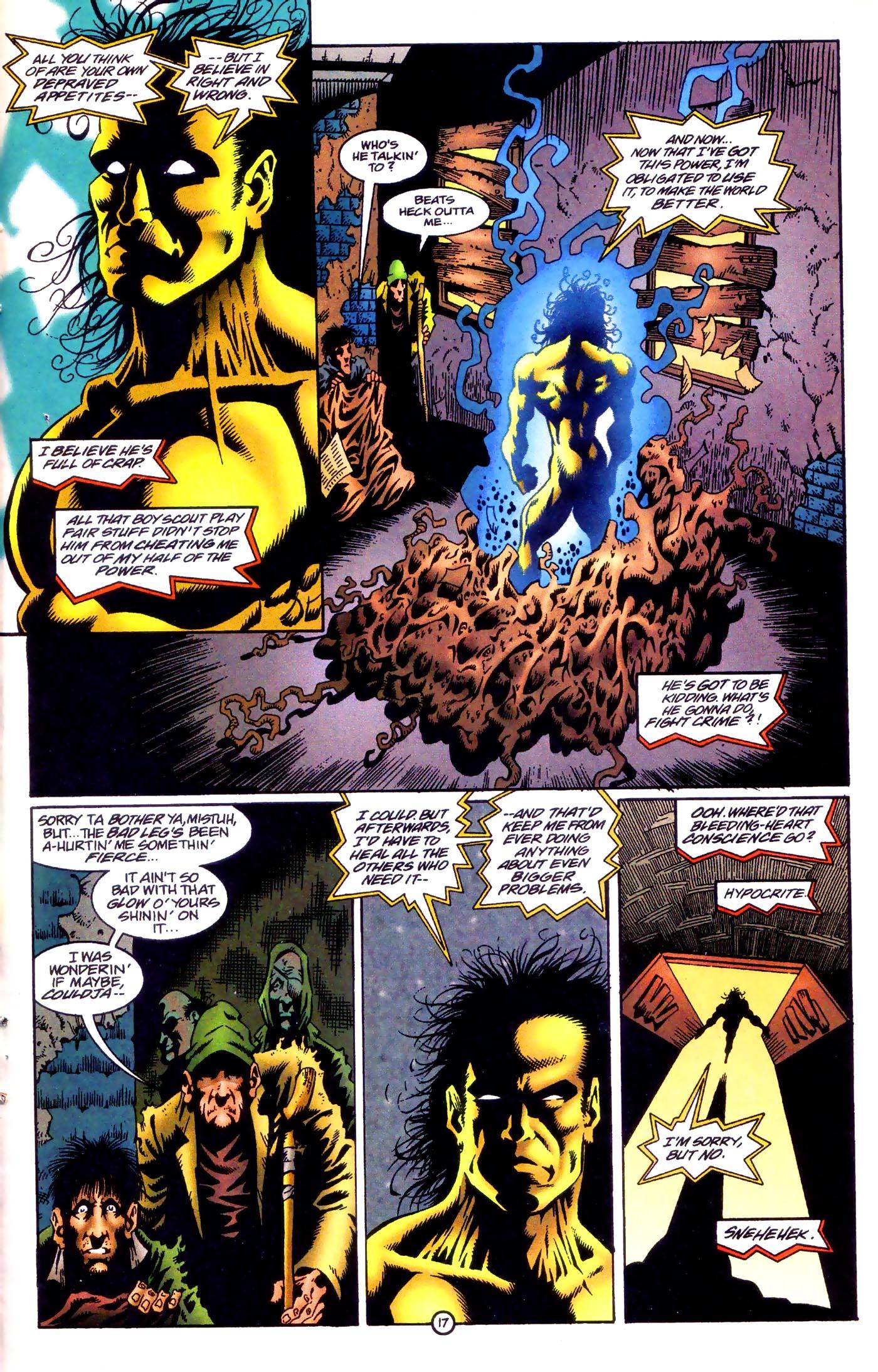 Read online Rune (1995) comic -  Issue #1 - 18